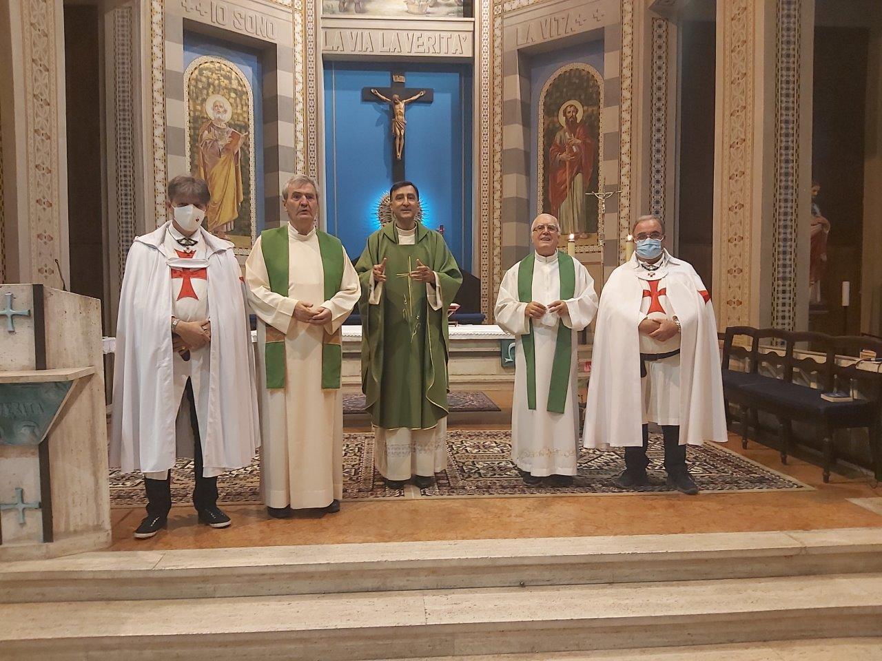 Santa Messa- Santuario Don Bosco – Fano (PU) 11.09.2021