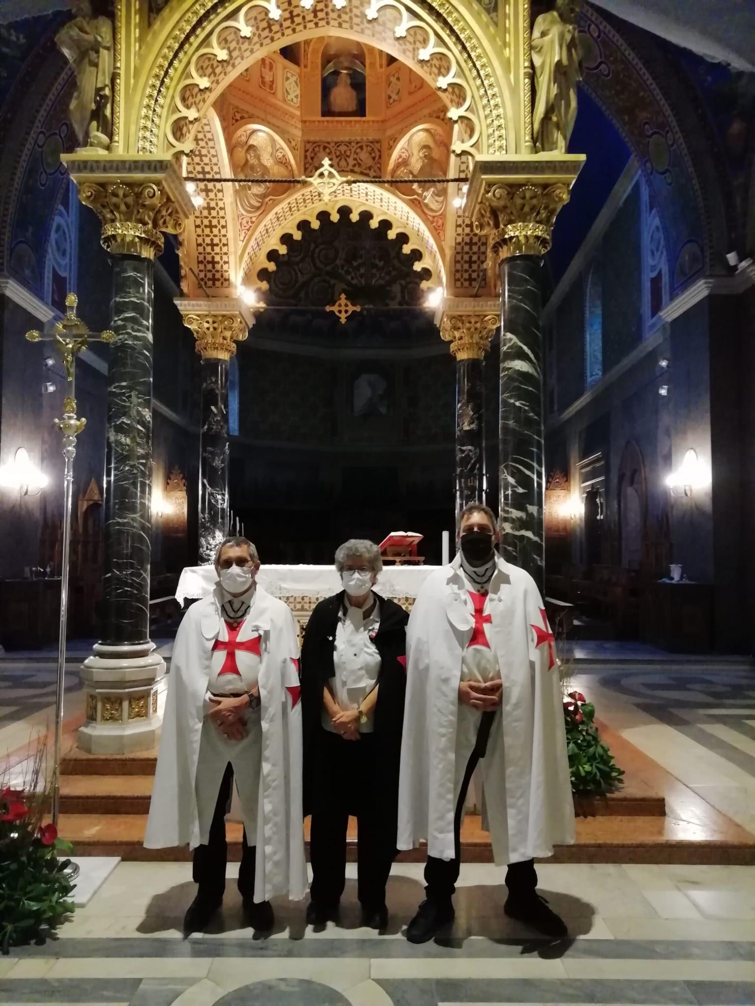 Turno di custodia e assistenza -Cattedrale di Sant'Emidio – Ascoli Piceno 12.09.2021