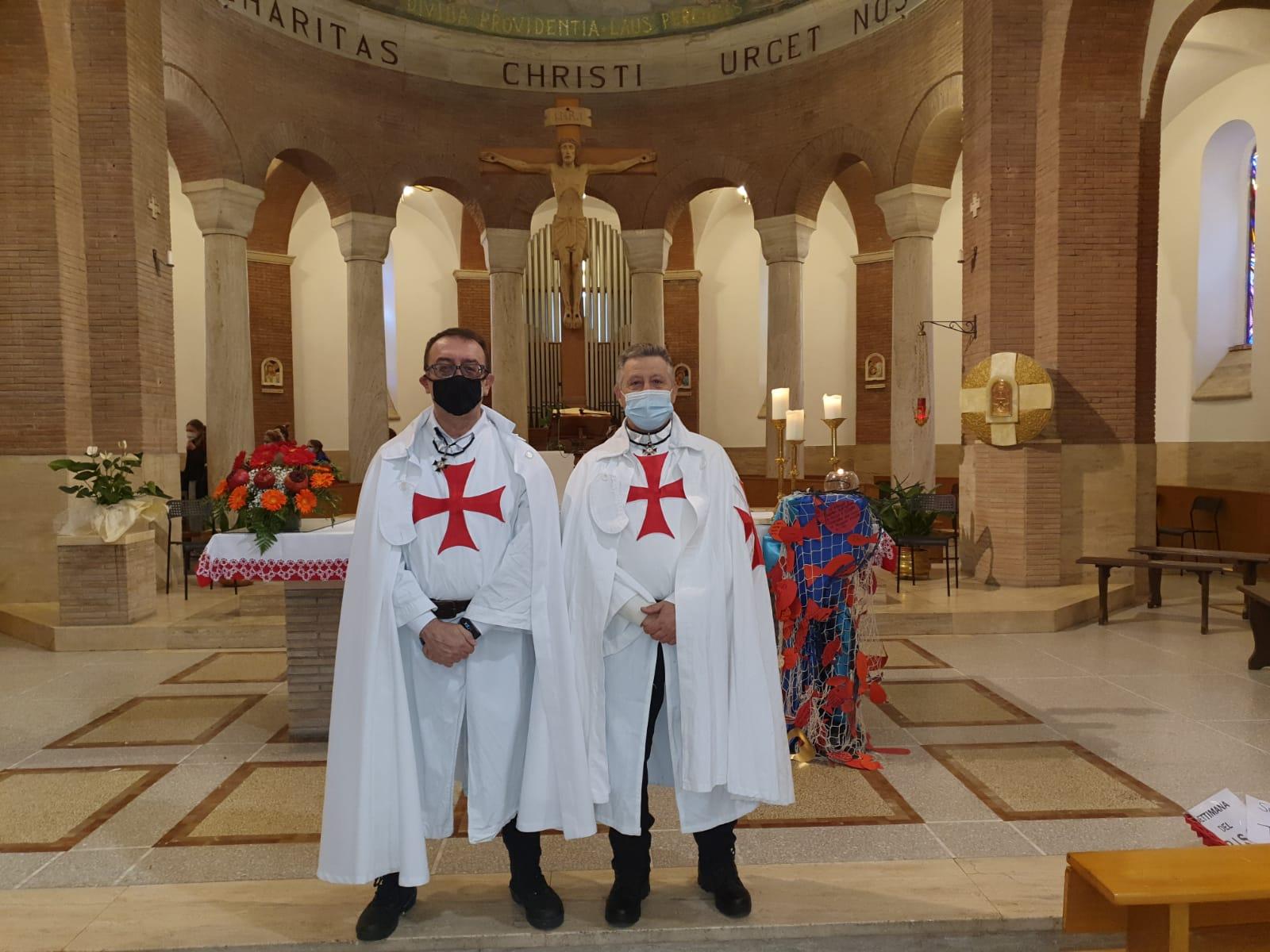 Partecipazione Santa Messa – Chiesa di San Giuseppe Benedetto Cottolengo – Grosseto – 15.11.2020