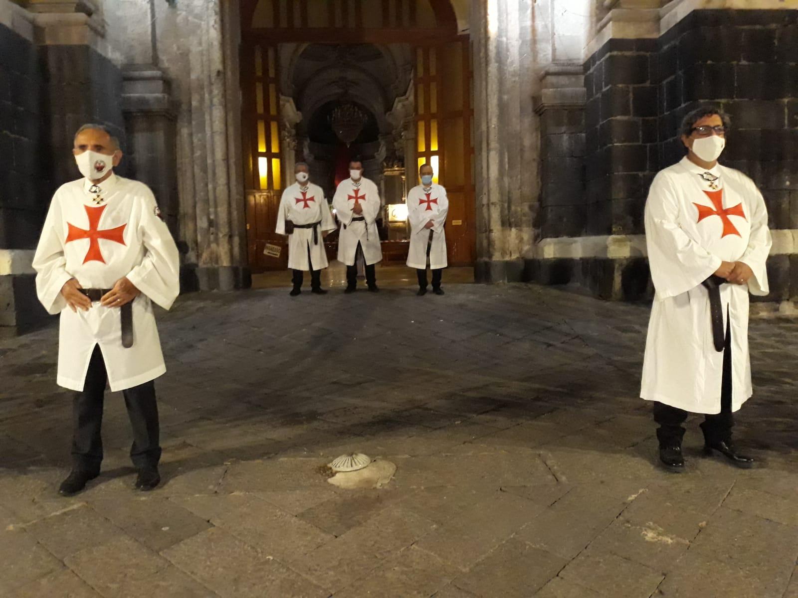Turno di apertura e custodia- Santuario Basilica Maria SS. Annunziata al Carmine – Catania 12.09.2021