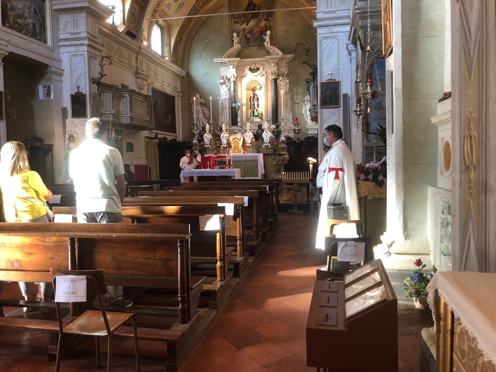 Festività dell'Esaltazione della Santa Croce 2020 Piacenza