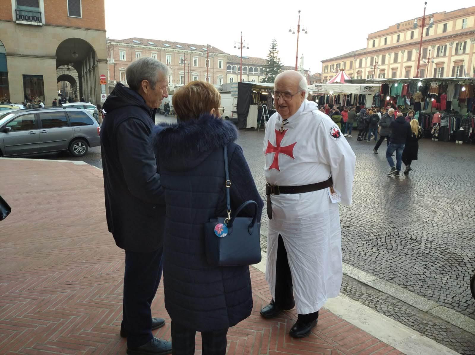 Turno di custodia – Abbazia di San Mercuriale – Forlì (FC) 15.12.2019