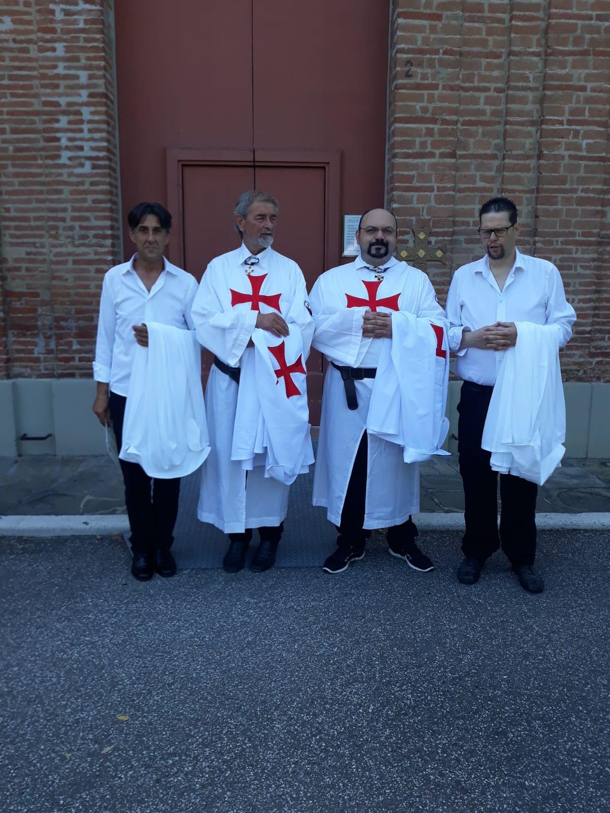 Turno di custodia alla Chiesa di San Domenico – Imola (BO)