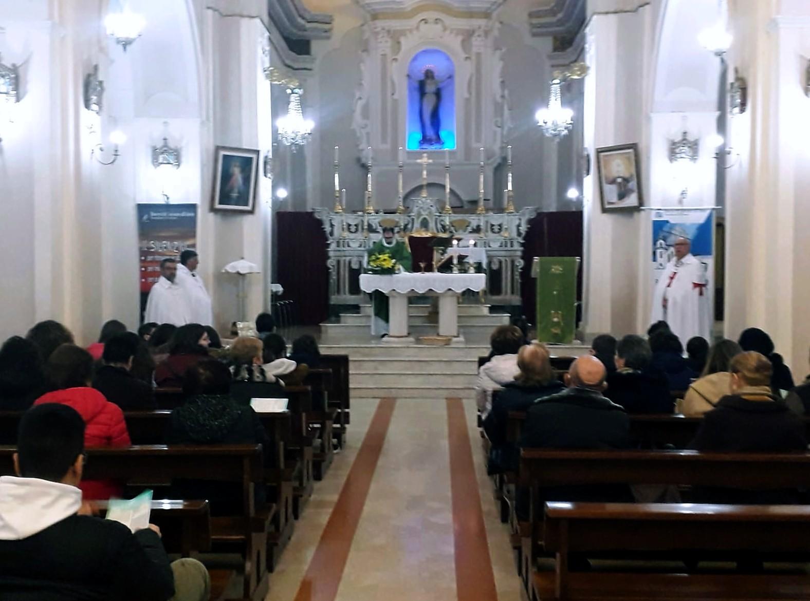 Presidio Santa Maria del Piano – Villapiana