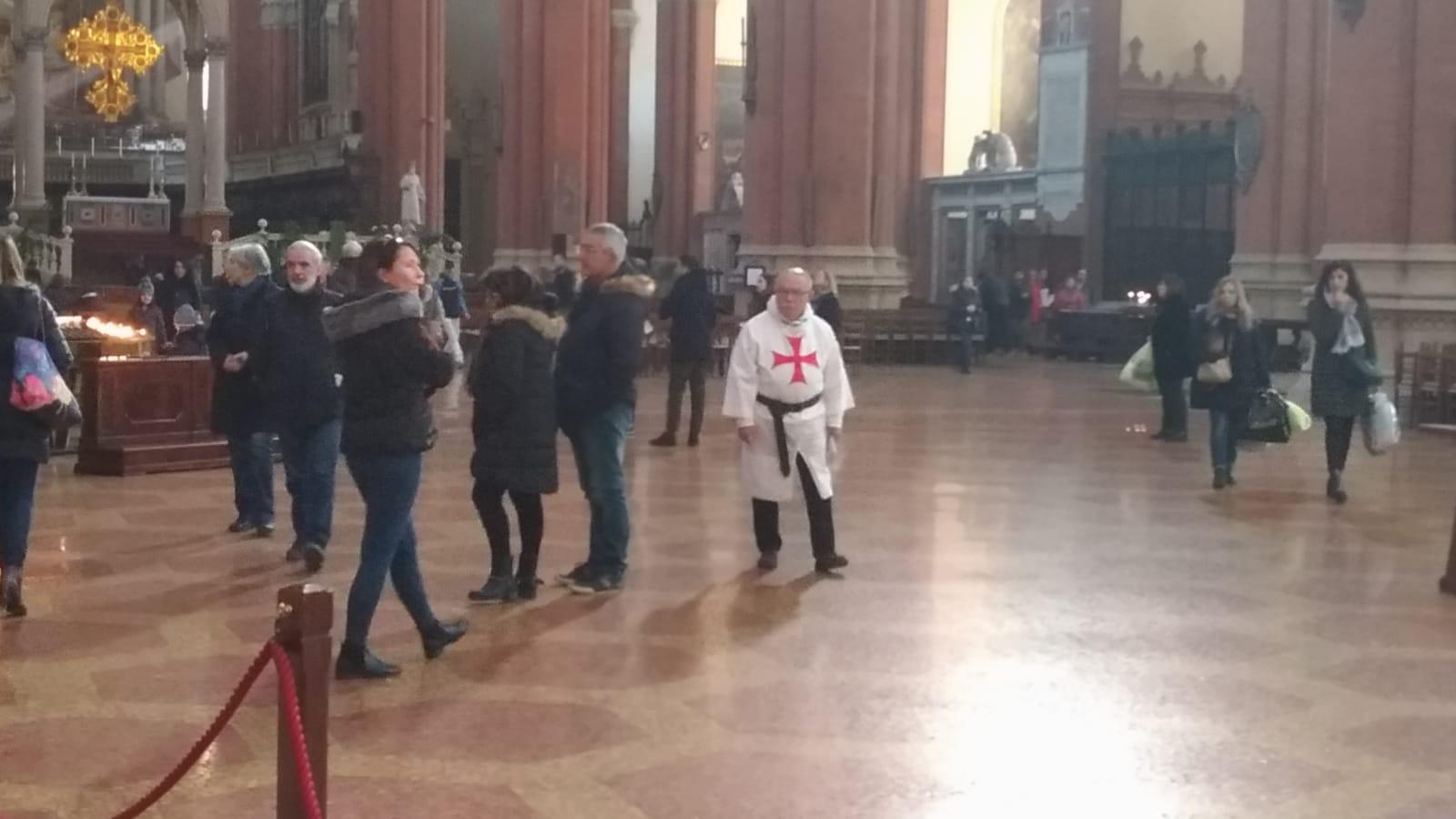 Custodia della Basilica di San Petronio a Bologna  16 – 17 Febbraio 2019