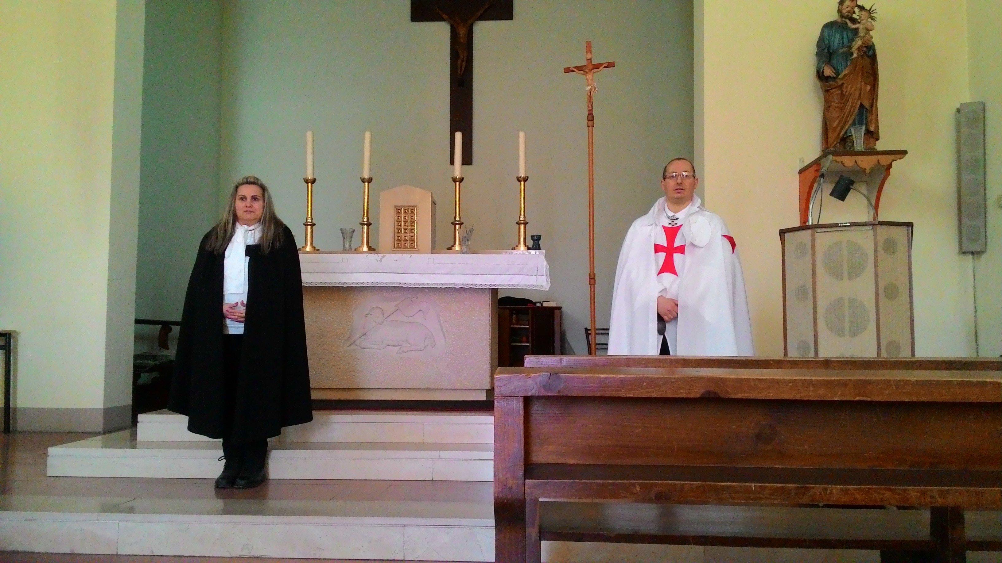 Custodia della Chiesa di San Giuseppe Lavoratore a Ontraino (PI) 23 Giu 2019