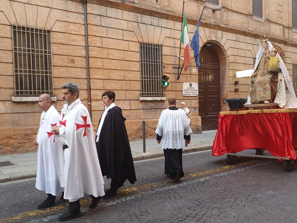 Festa solenne della Madonna del Carmelo a Forlì
