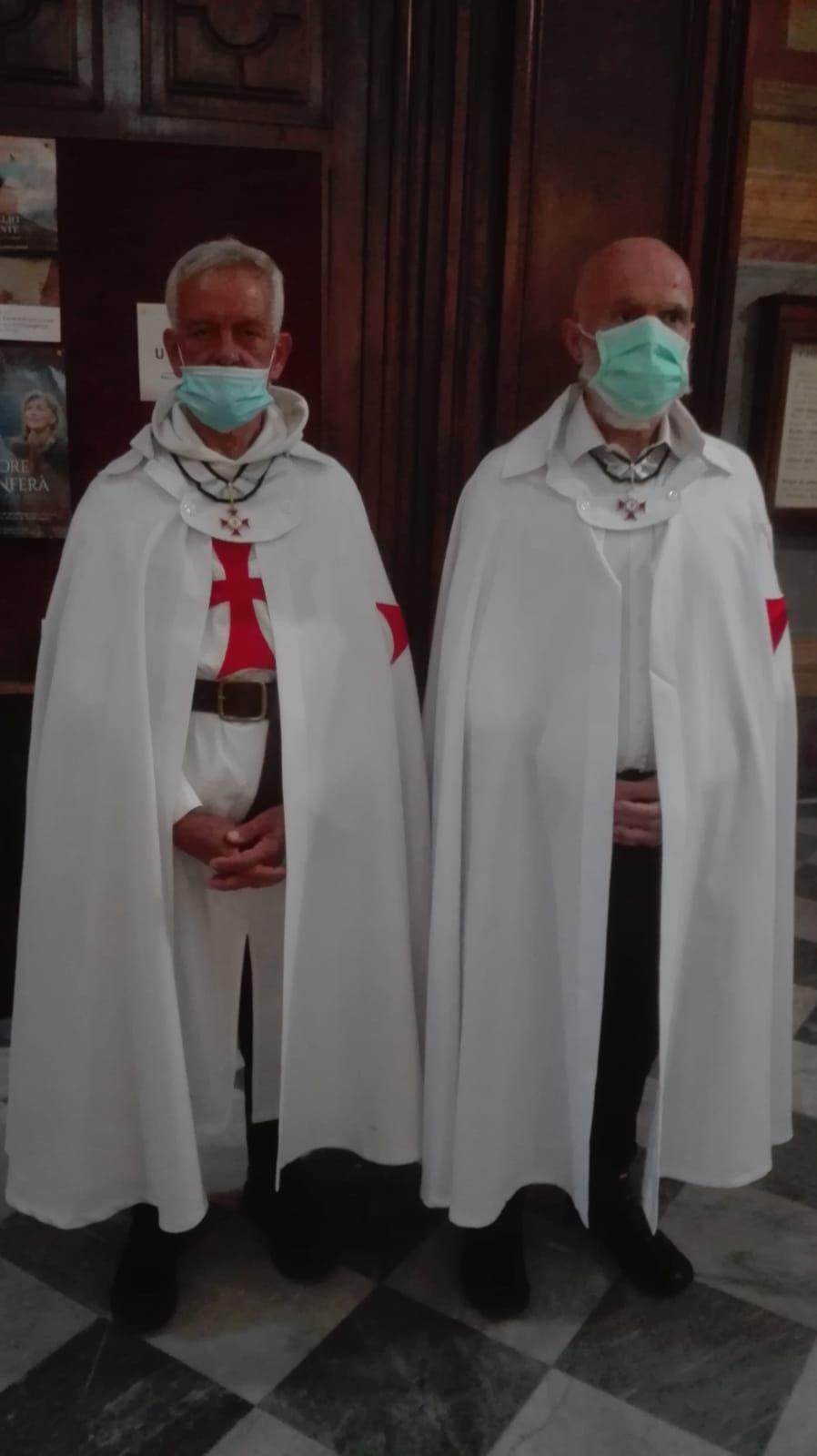 Santa Messa per la Festività della Madonna del Carmelo nella Chiesa di Santa Teresa – Torino (luglio 2020)