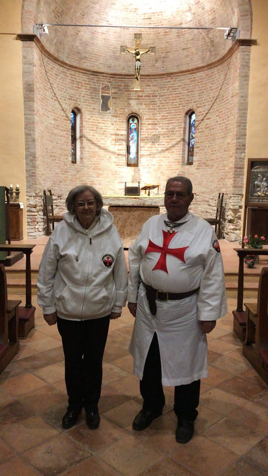 Custodia della Pieve di Santa Maria in acquedotto – Forlì 20.10.2019