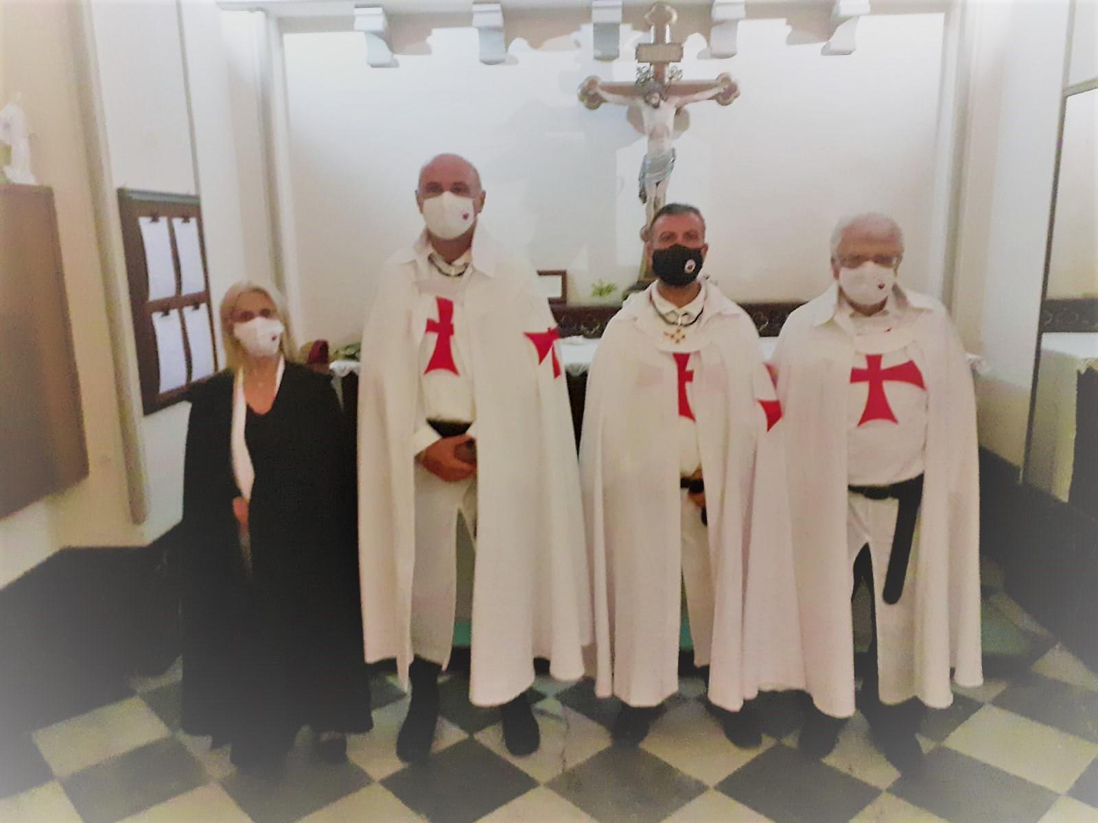 Custodia Chiesa di Sant'Alfonso all'Esquilino – Roma 18.09.2021
