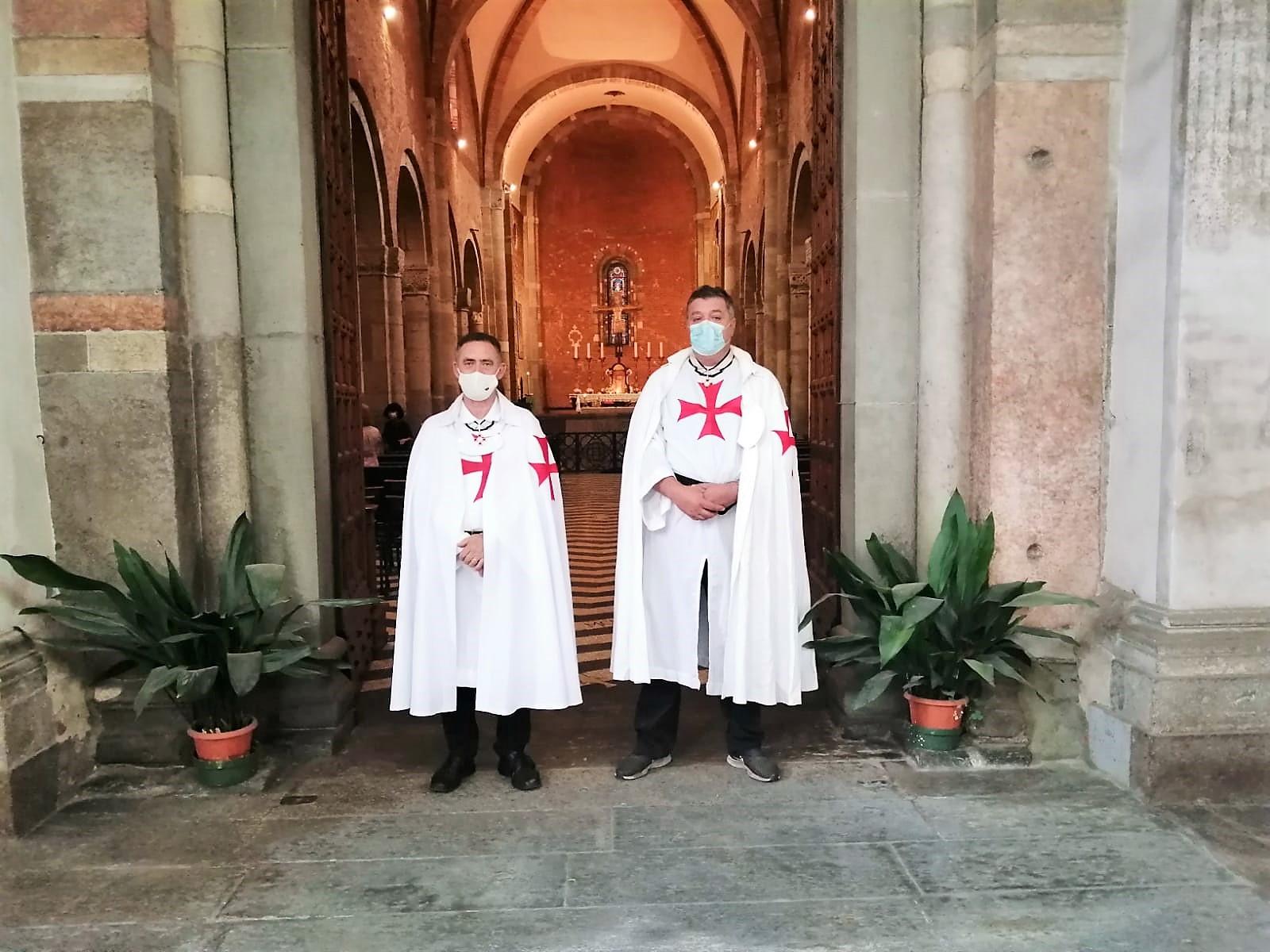 Custodia Chiesa di San Savino – Piacenza 18.09.2021