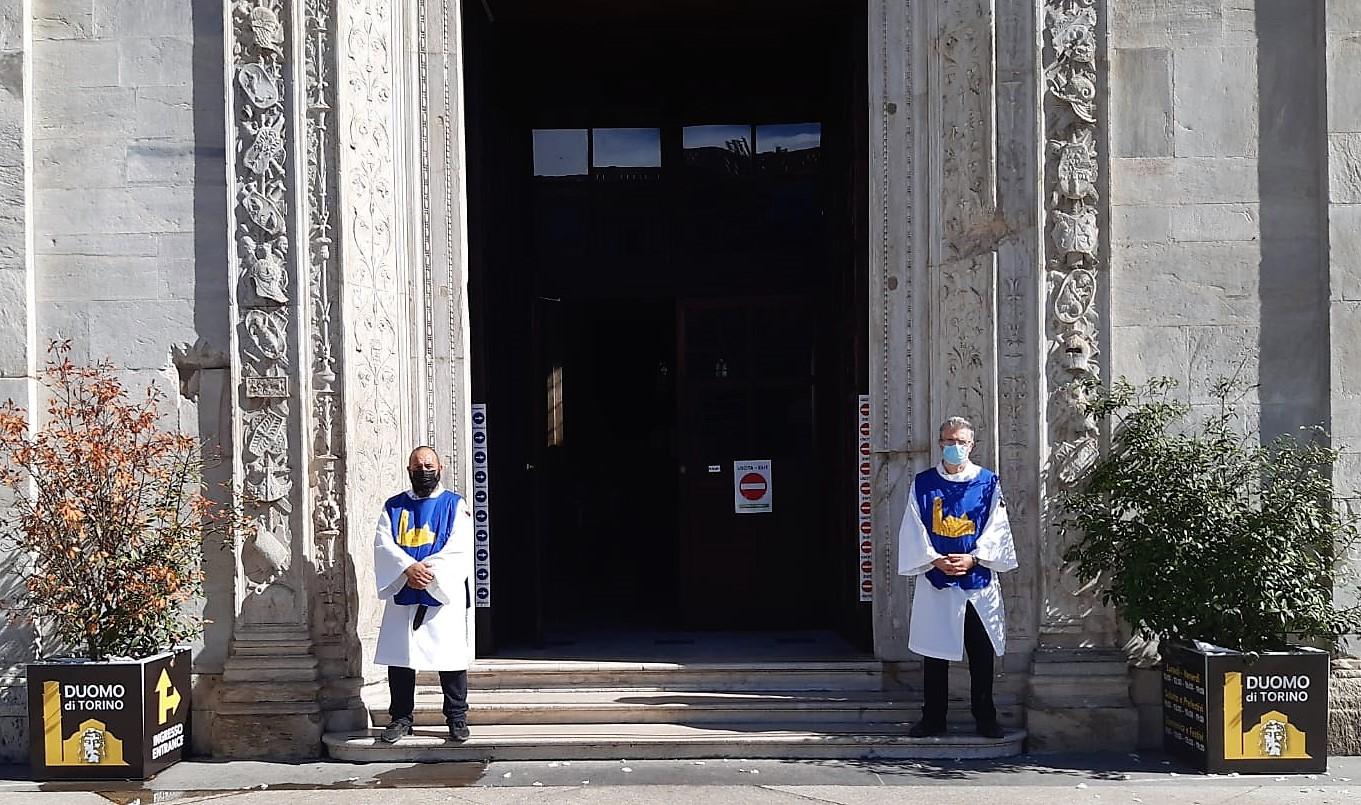 Custodia della Cattedrale di San Giovanni Battista, Duomo di Torino 19.09.2021