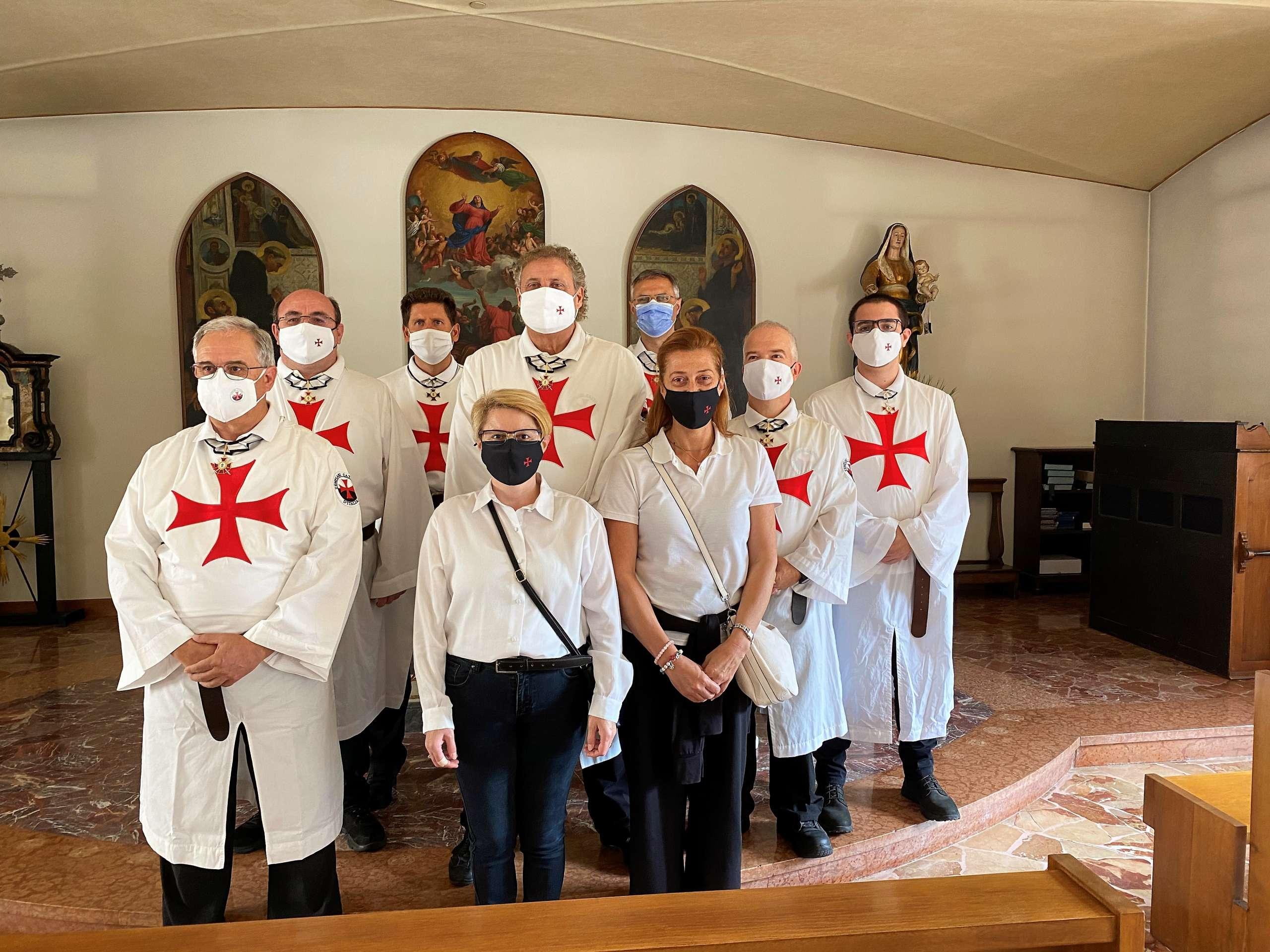 Custodia Santuario della Madonna di Monte Berico – Vicenza 19.09.2021