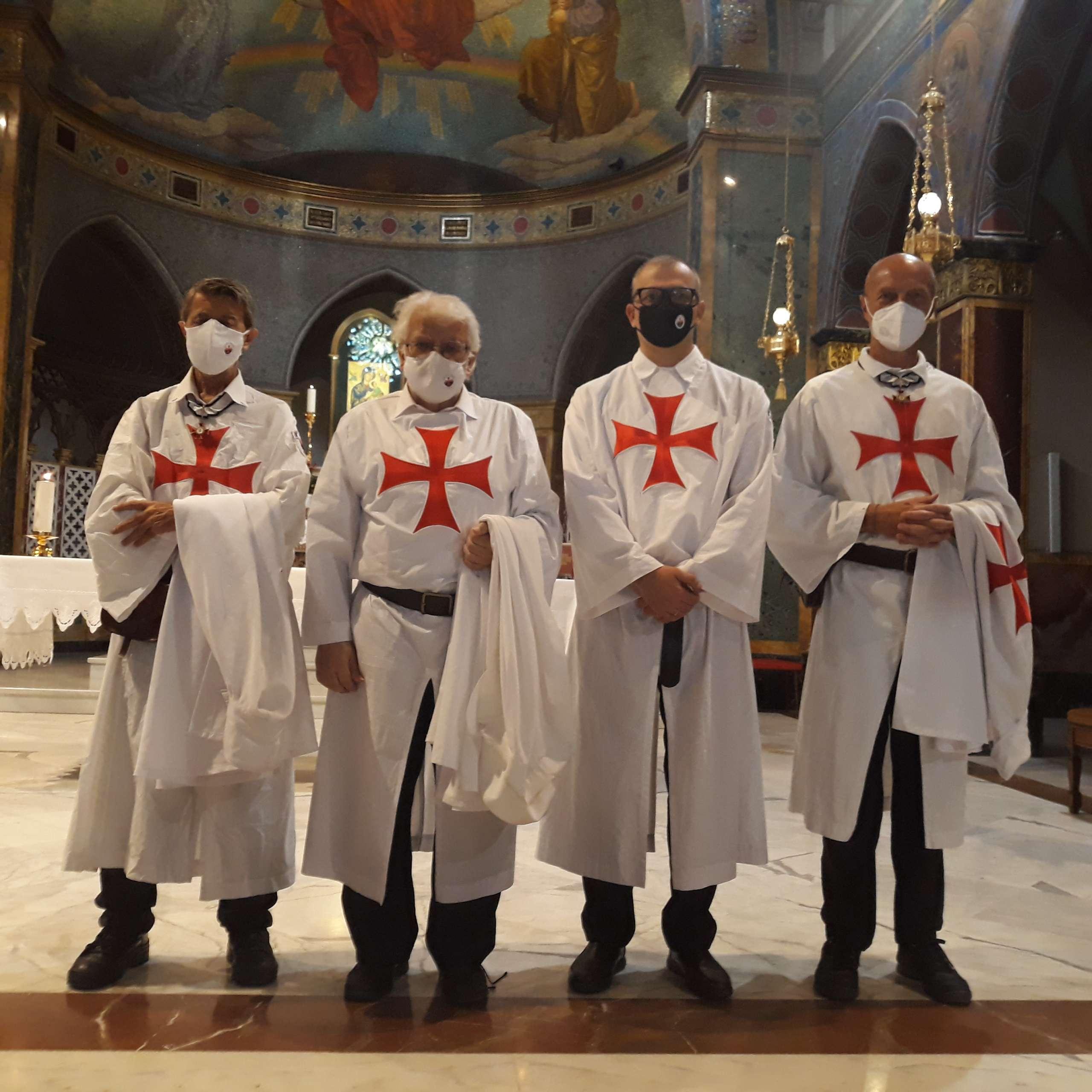 Custodia presso la Chiesa di Sant'Alfonso all'Esquilino – Roma 19.09.2021