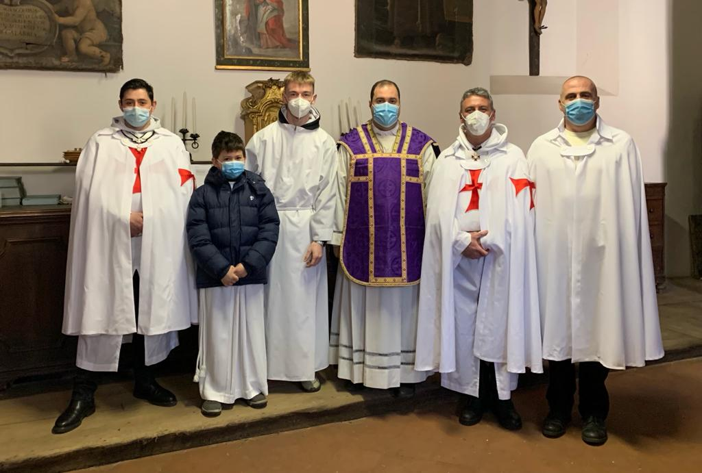 Servizio alla Basilica di San Domenico Imola(BO) 21.02.2021