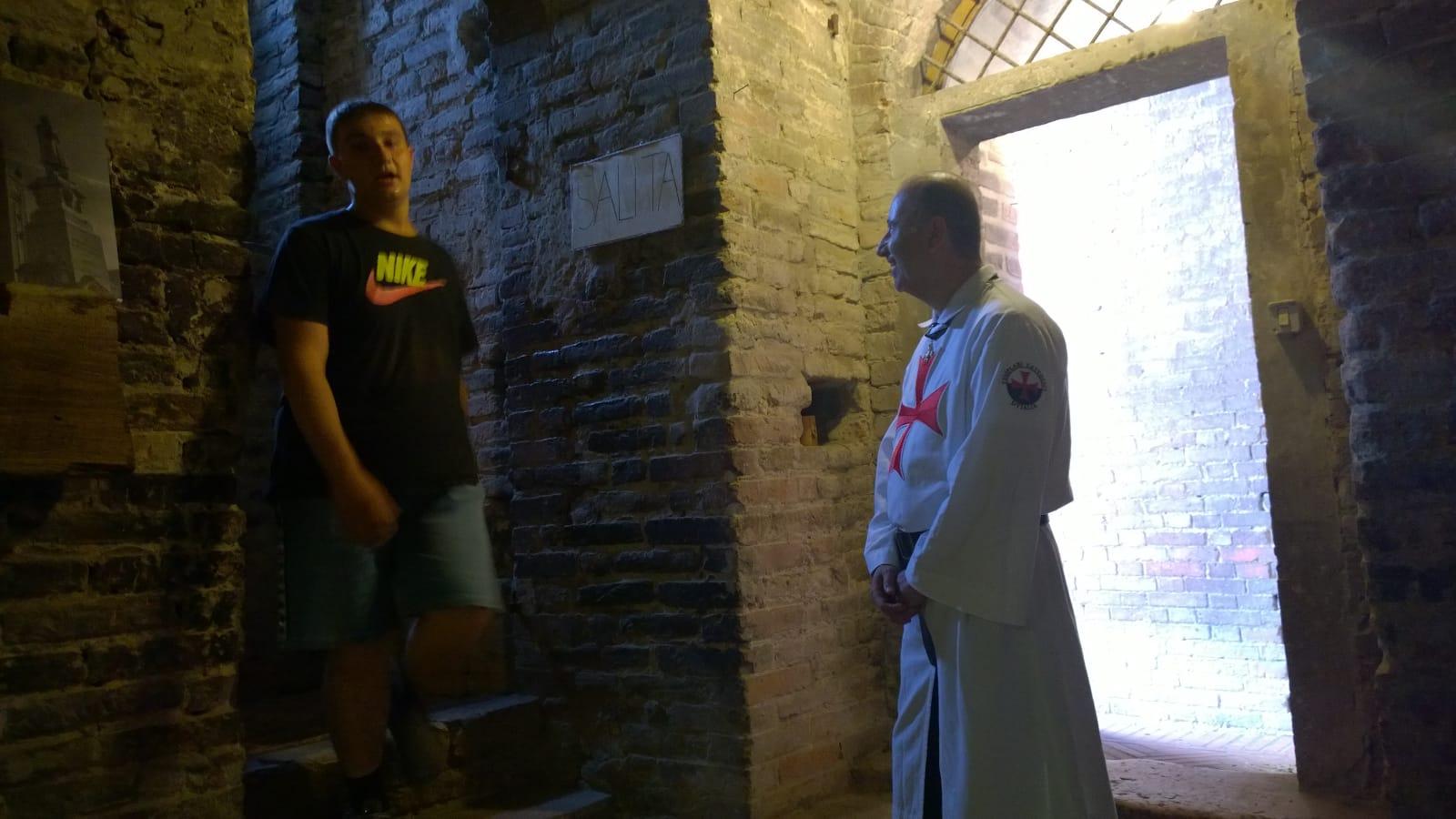 Custodia dell'Abbazia di San Mercuriale a Forlì – 16.06.2019