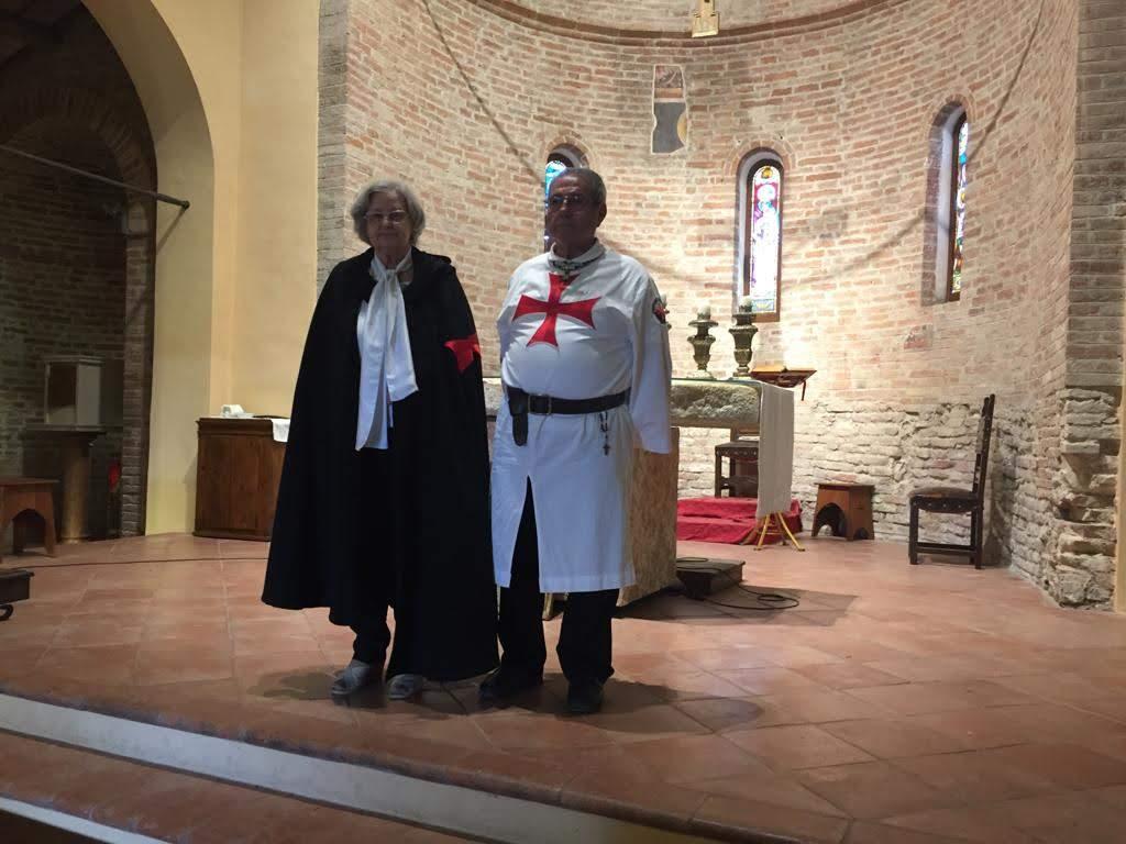 Custodia della Pieve di Santa Maria in acquedotto Forlì – 16.06.2019