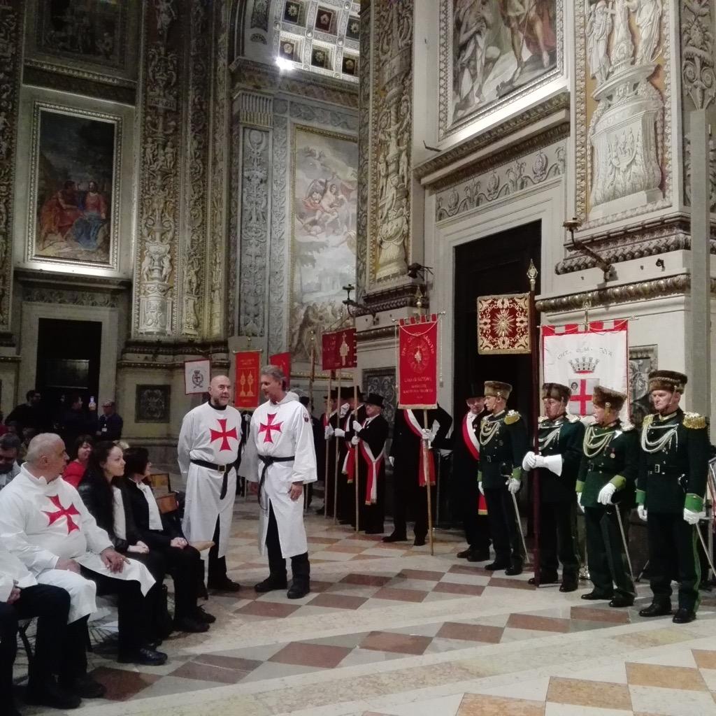 Santa Messa a Mantova con il Vescovo S.E. Mons Marco Busca