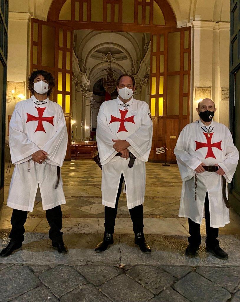 Turno di apertura e custodia – Santuario Basilica di Maria SS. Annunziata al Carmine – Catania 18.09.2021