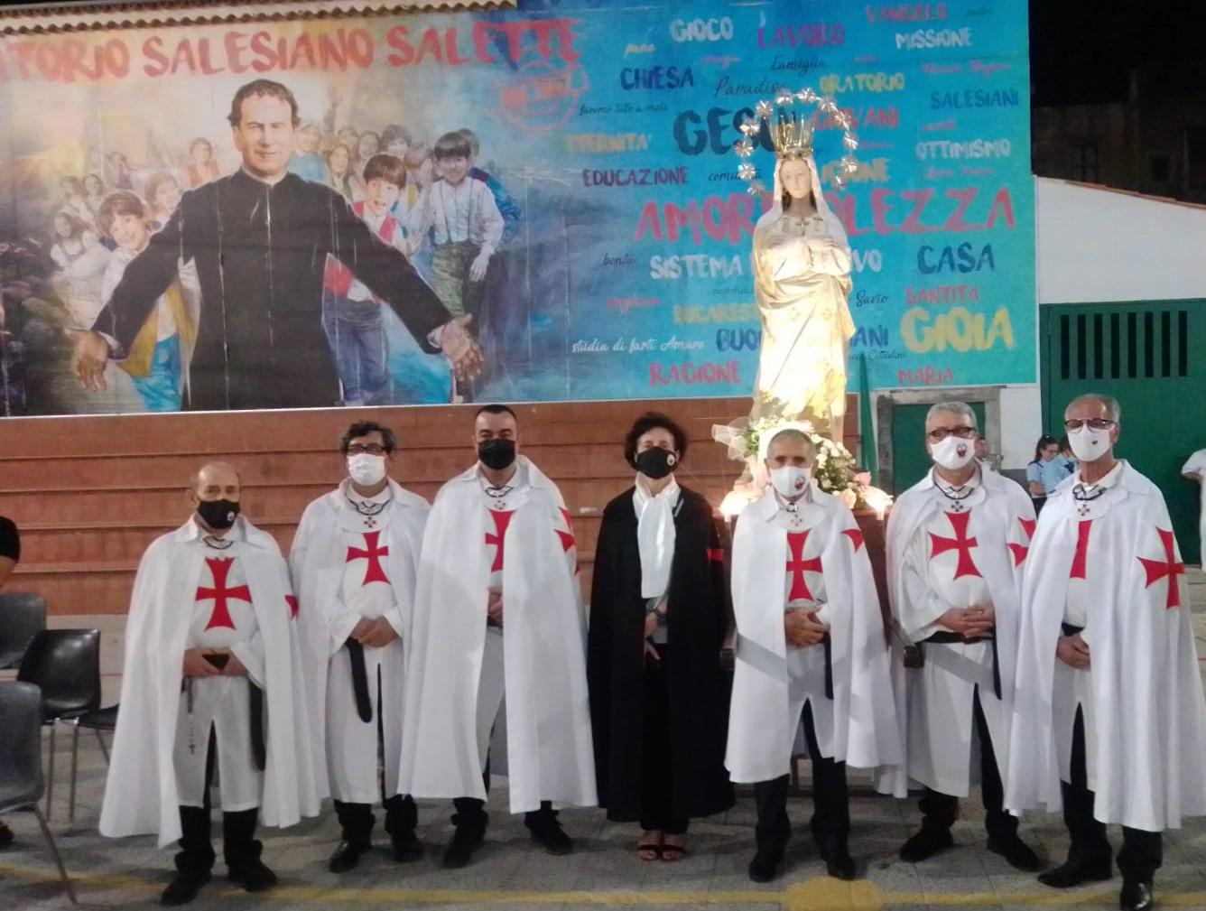 Solenne Celebrazione per la Festa liturgica nella Chiesa di Maria SS. della Salette – Catania 19.09.2021