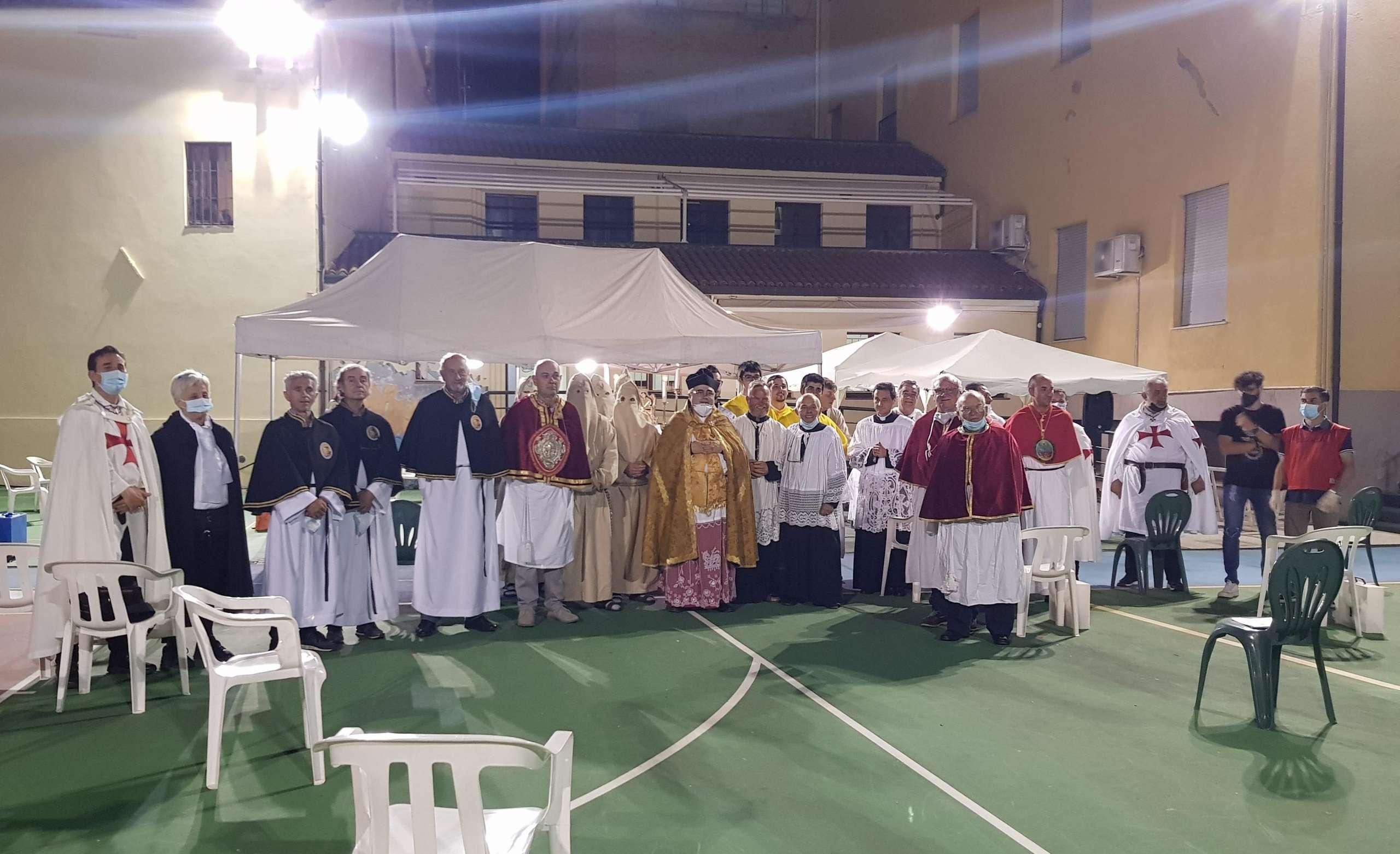 Festa del Sacro Cuore di Gesù – S.Messa in Rito Antico a Tolentino (MC) 19.06.2020