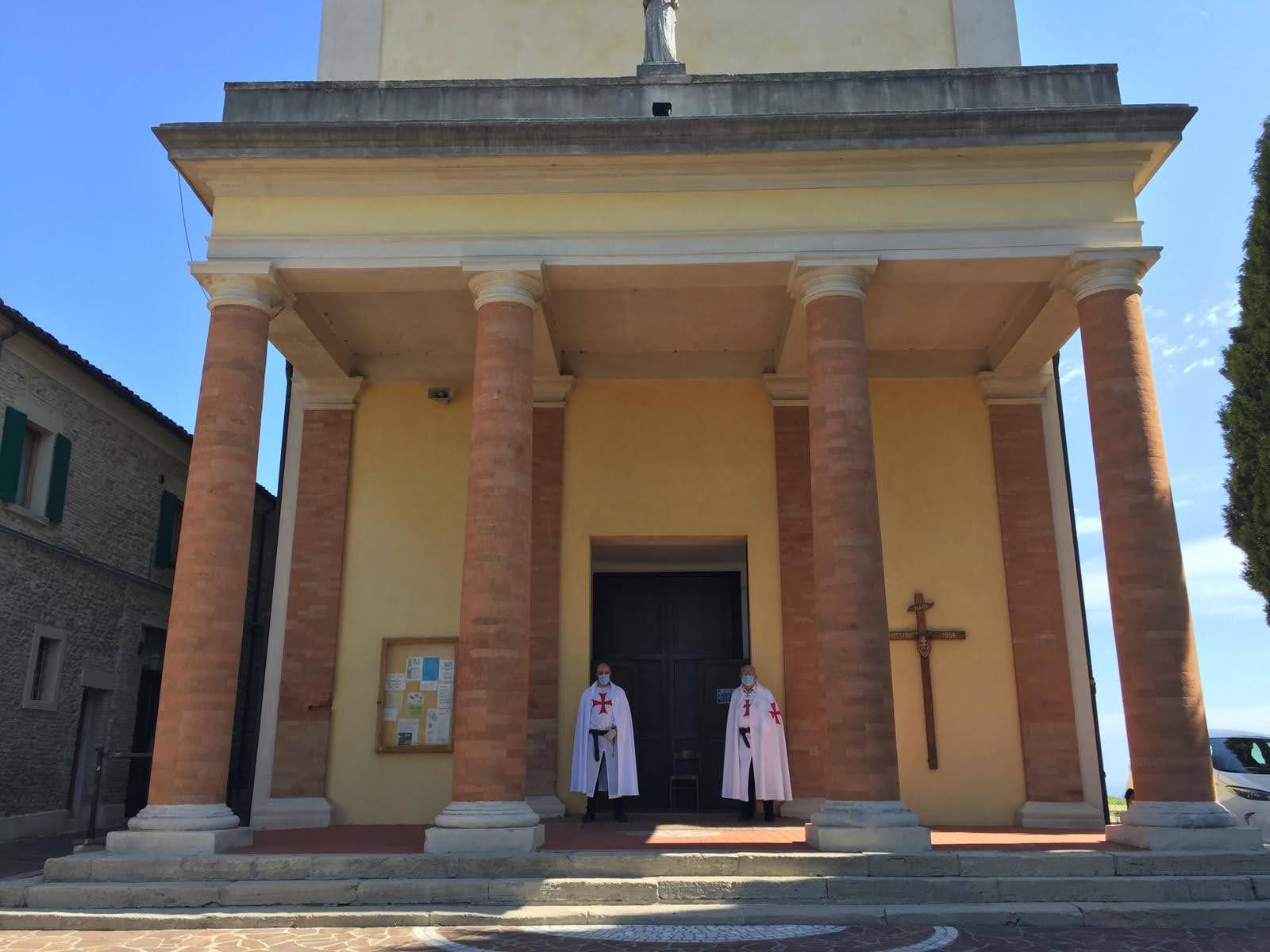Santa Messa – Chiesa dei Santi Biagio ed Erasmo – Misano Monte (RN) – 21.06.2020