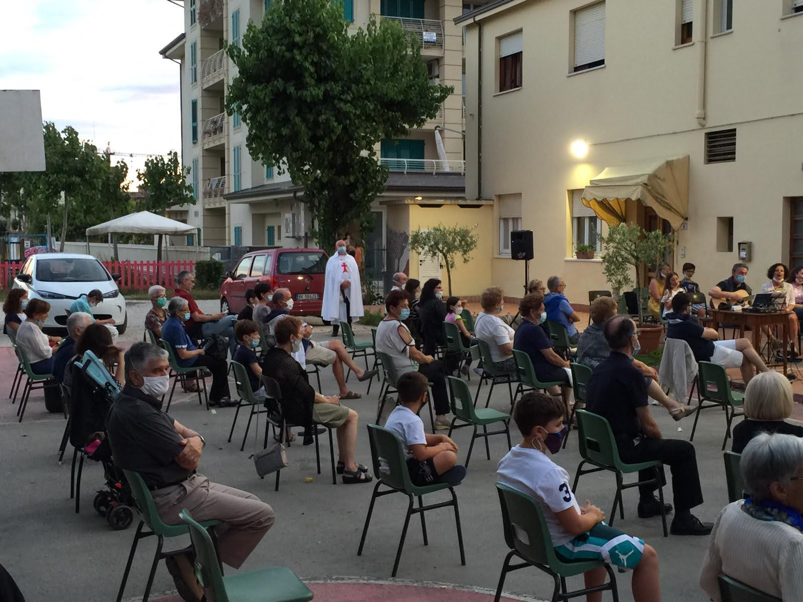 Santa Messa – Chiesa dell'Immacolata – Misano Adriatico (RN) – 21.06.2020