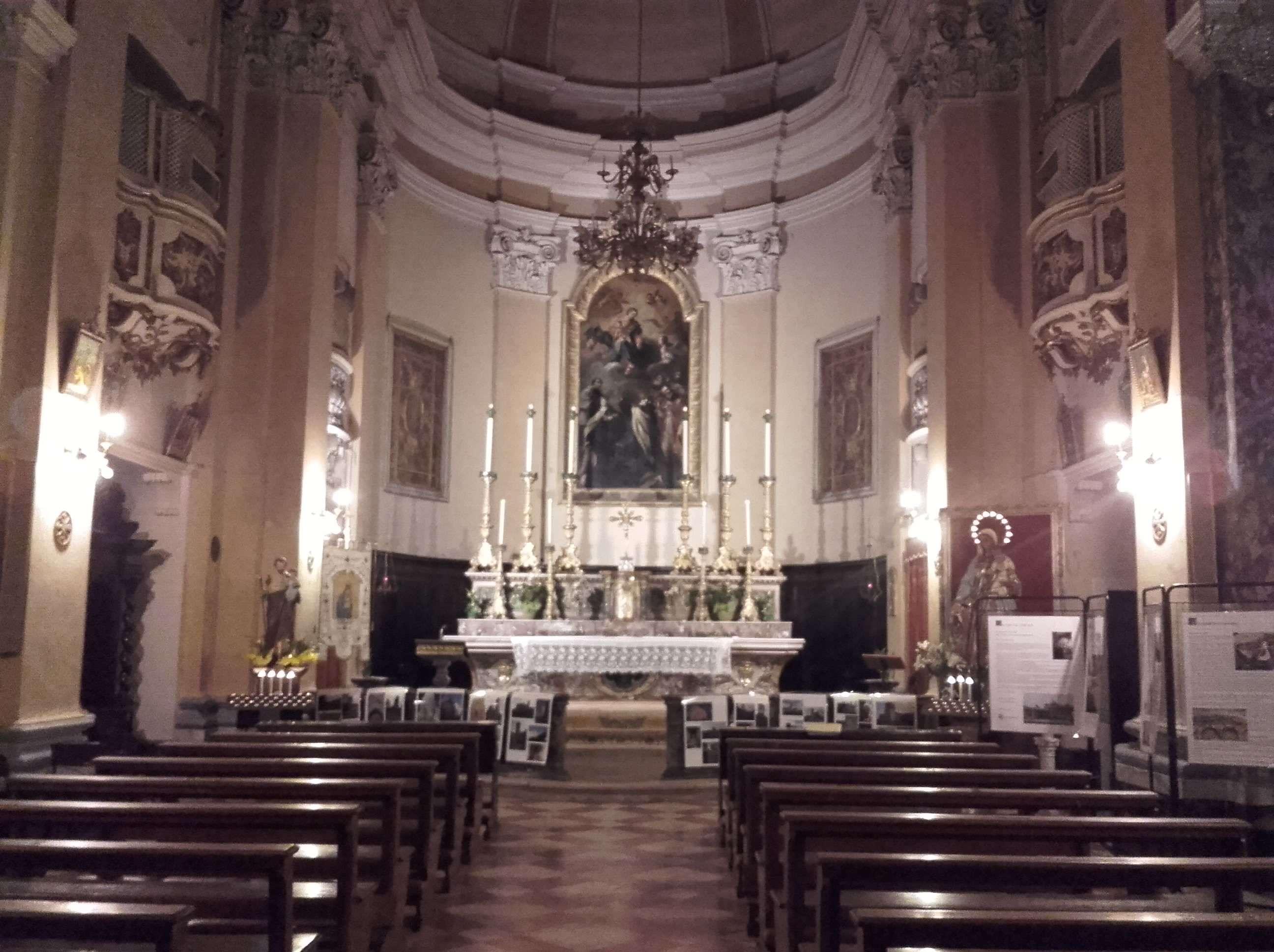 Apertura Chiesa del Carmine a Senigallia