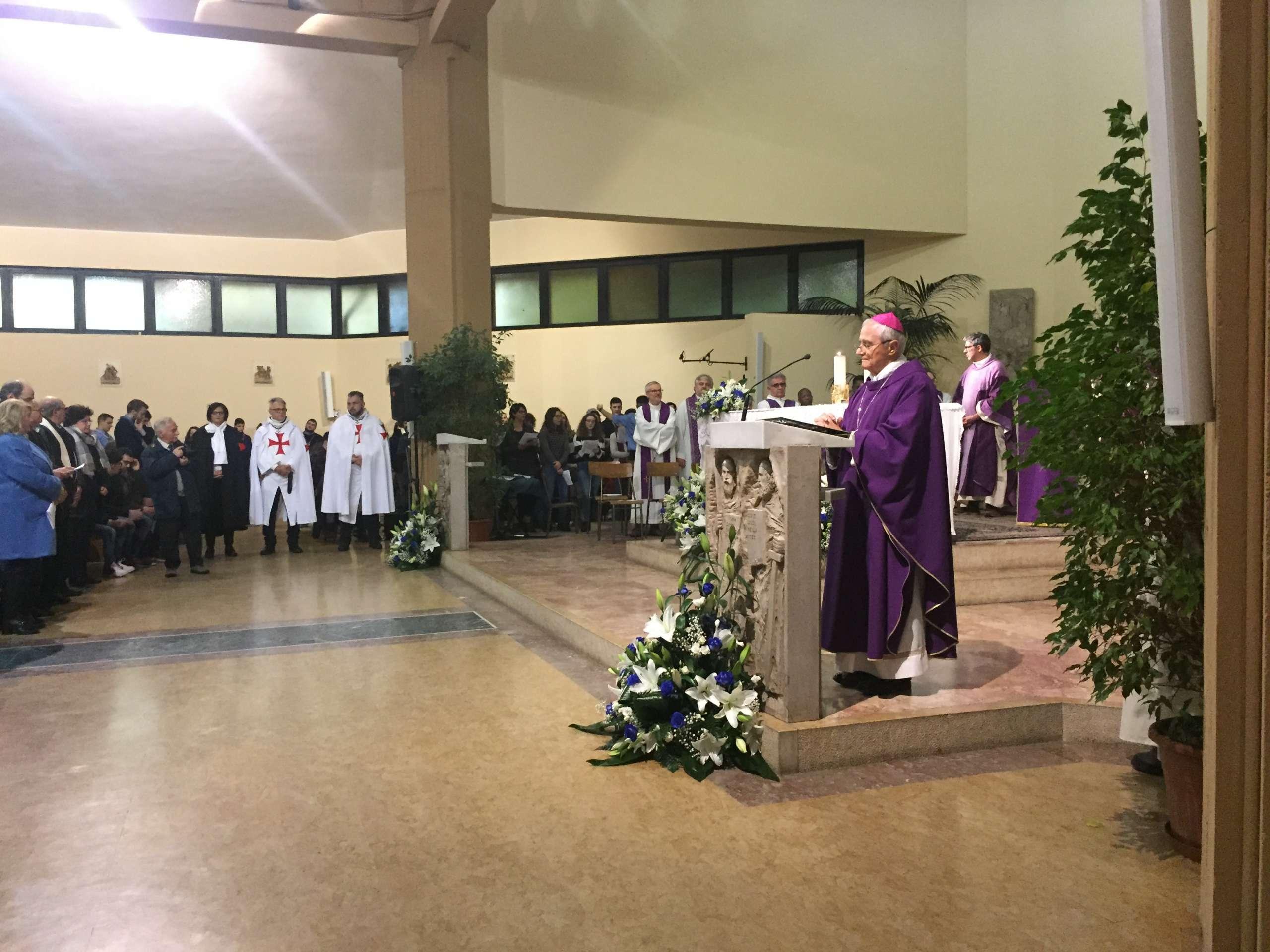 Ingresso nuovo parroco nella Chiesa del Preziosissimo Sangue a Piacenza