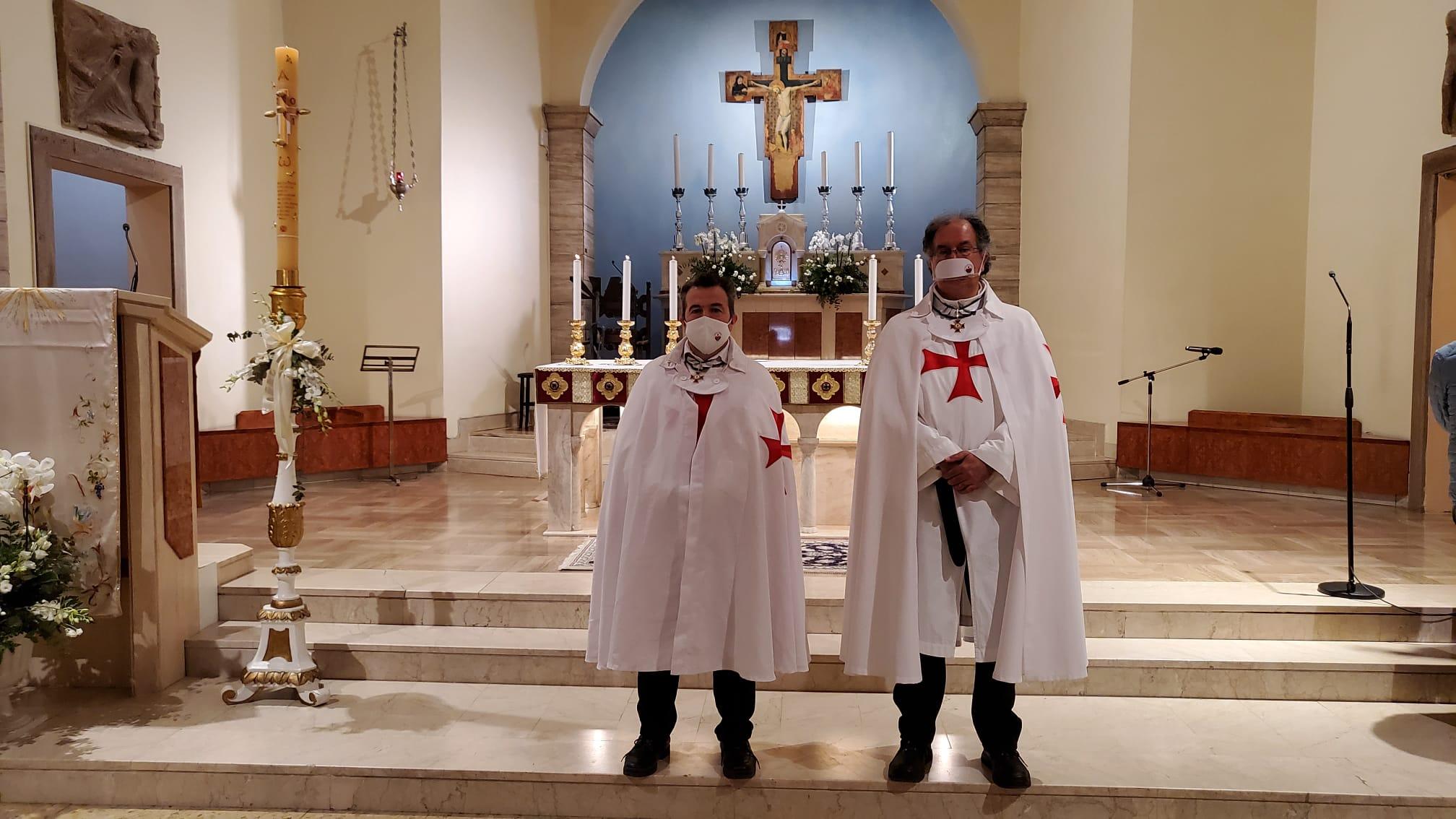 Partecipazione Santa Messa – Chiesa dell'Immacolata – Misano Adriatico (RN) – 18.04.2021