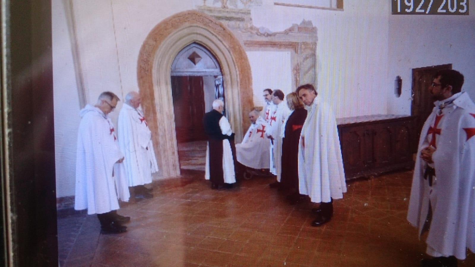 Santa Messa – Abbazia di Chiaravalle della Colomba – Alseno (PC) – 24 feb 2019