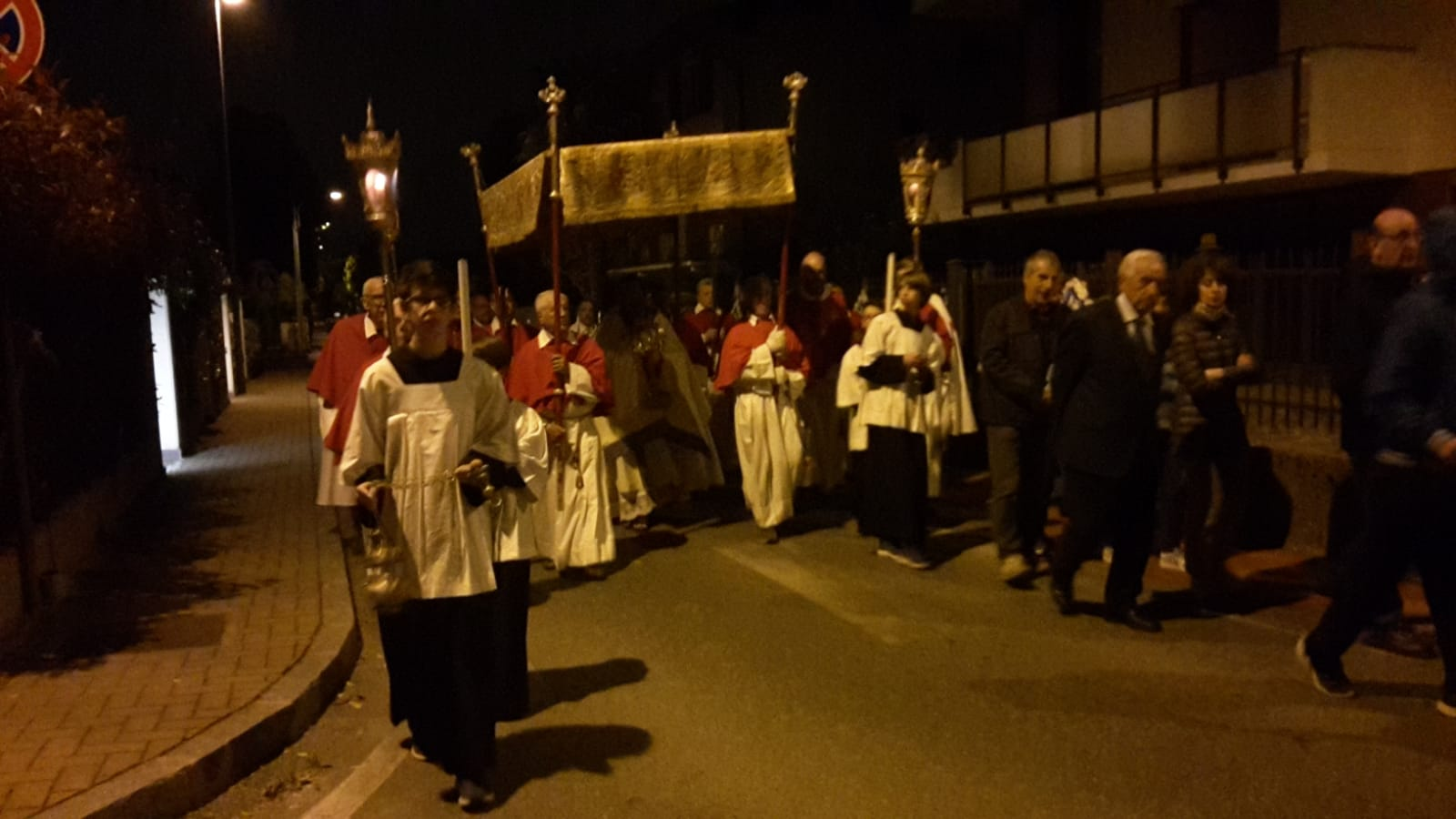 Settimana Madonna di Fatima Locate di Ponte S. Pietro (BG)