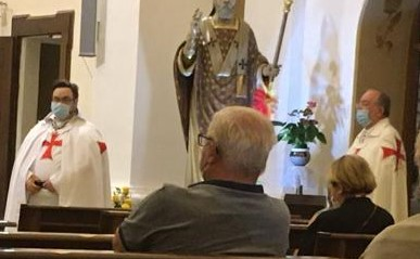 Santa Messa per Sant'Apollinare – Patrono di Purello – fraz. di Fossato di Vico (PG) 23.07.2020