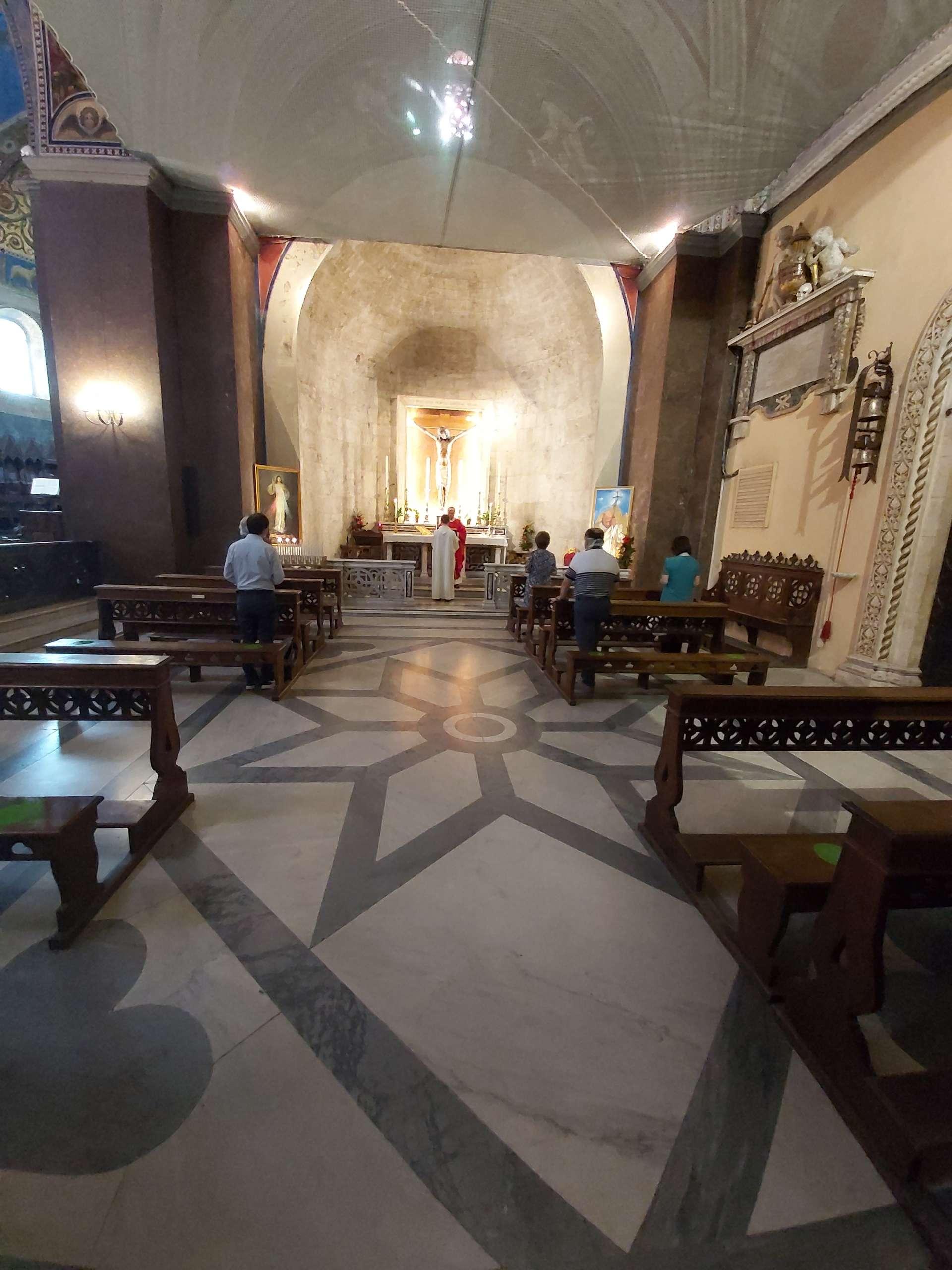 Turno di custodia Cattedrale di Sant'Emidio – Ascoli Piceno 25.07.2020