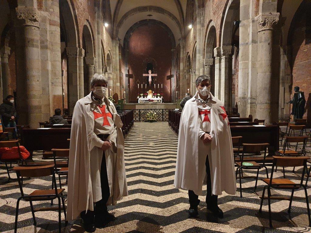Turno di custodia Chiesa di San Savino – Piacenza – 23.01.2021