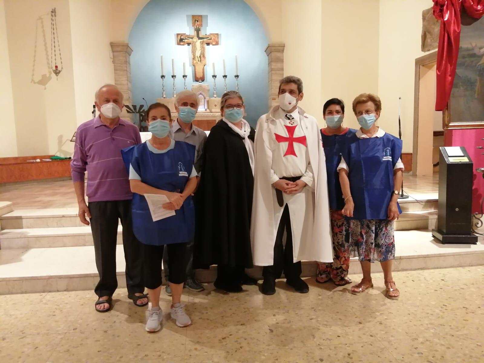 Santa Messa – Chiesa dell'Immacolata – Misano Adriatico (RN) 18.09.2021