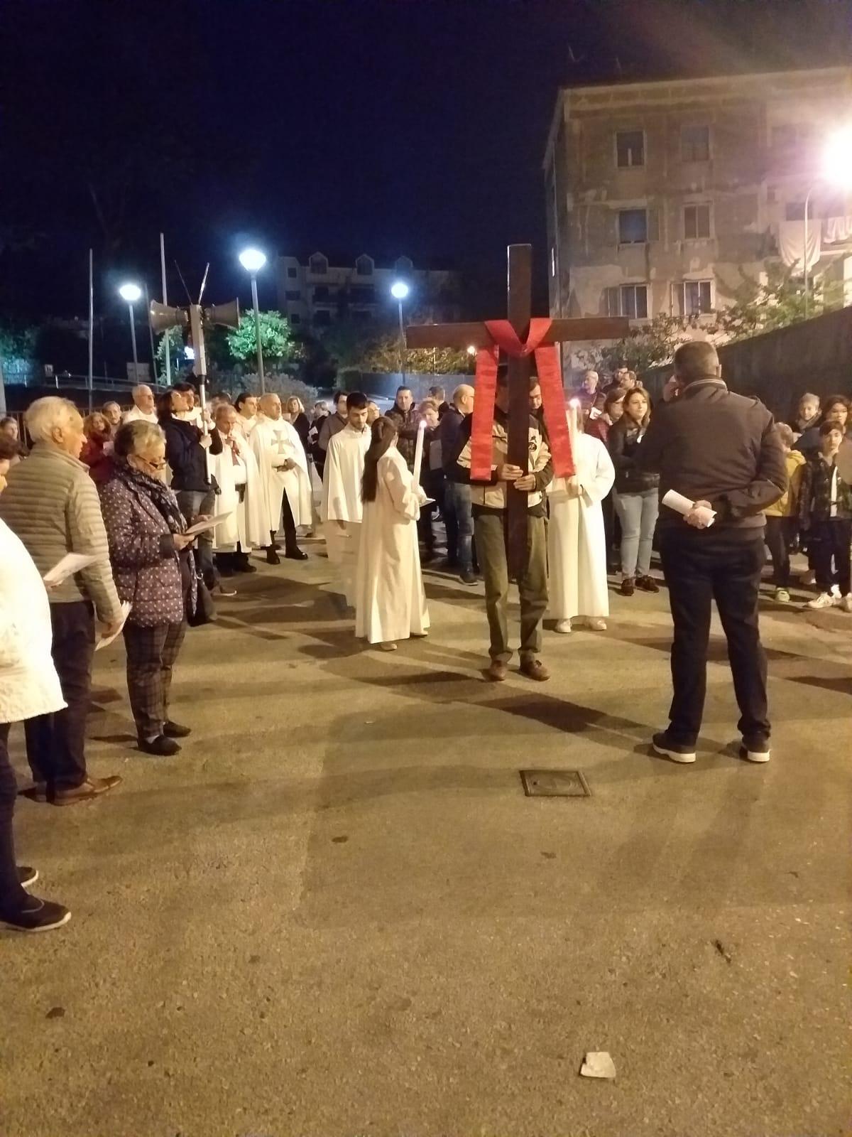 Fratte di Salerno Riti del Venerdì Santo