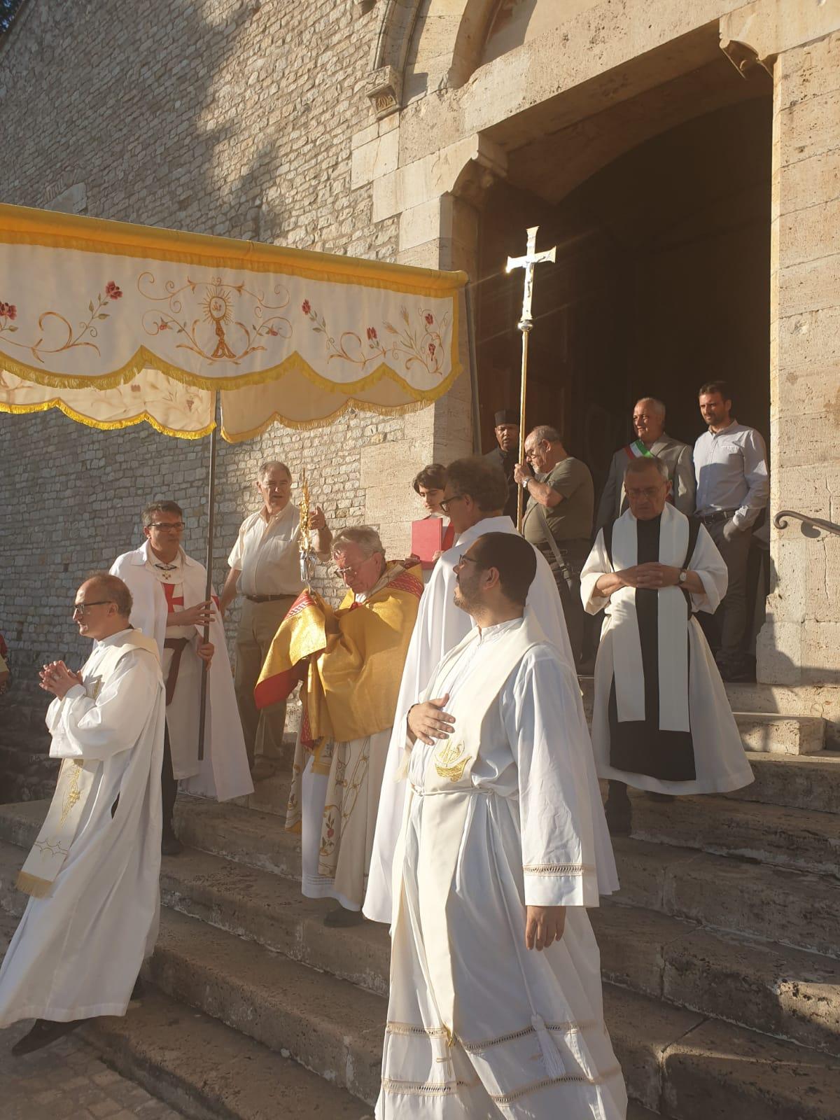Corpus Domini 2019 a Valvisciolo