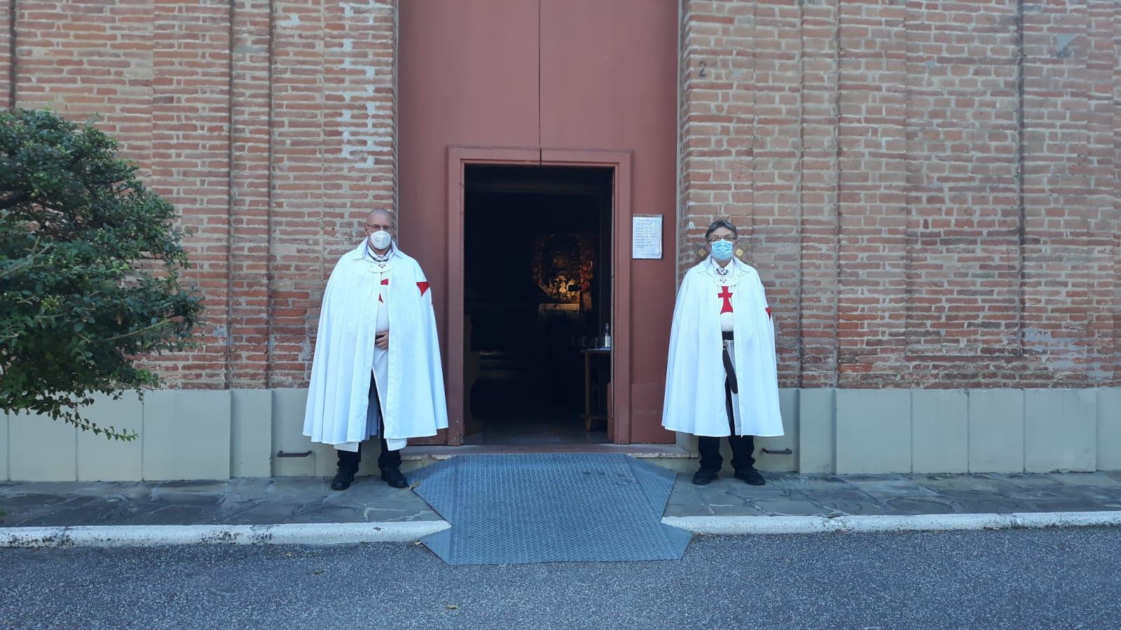 Santa Messa- Chiesa di Pontesanto – Imola (BO) 16.08.20