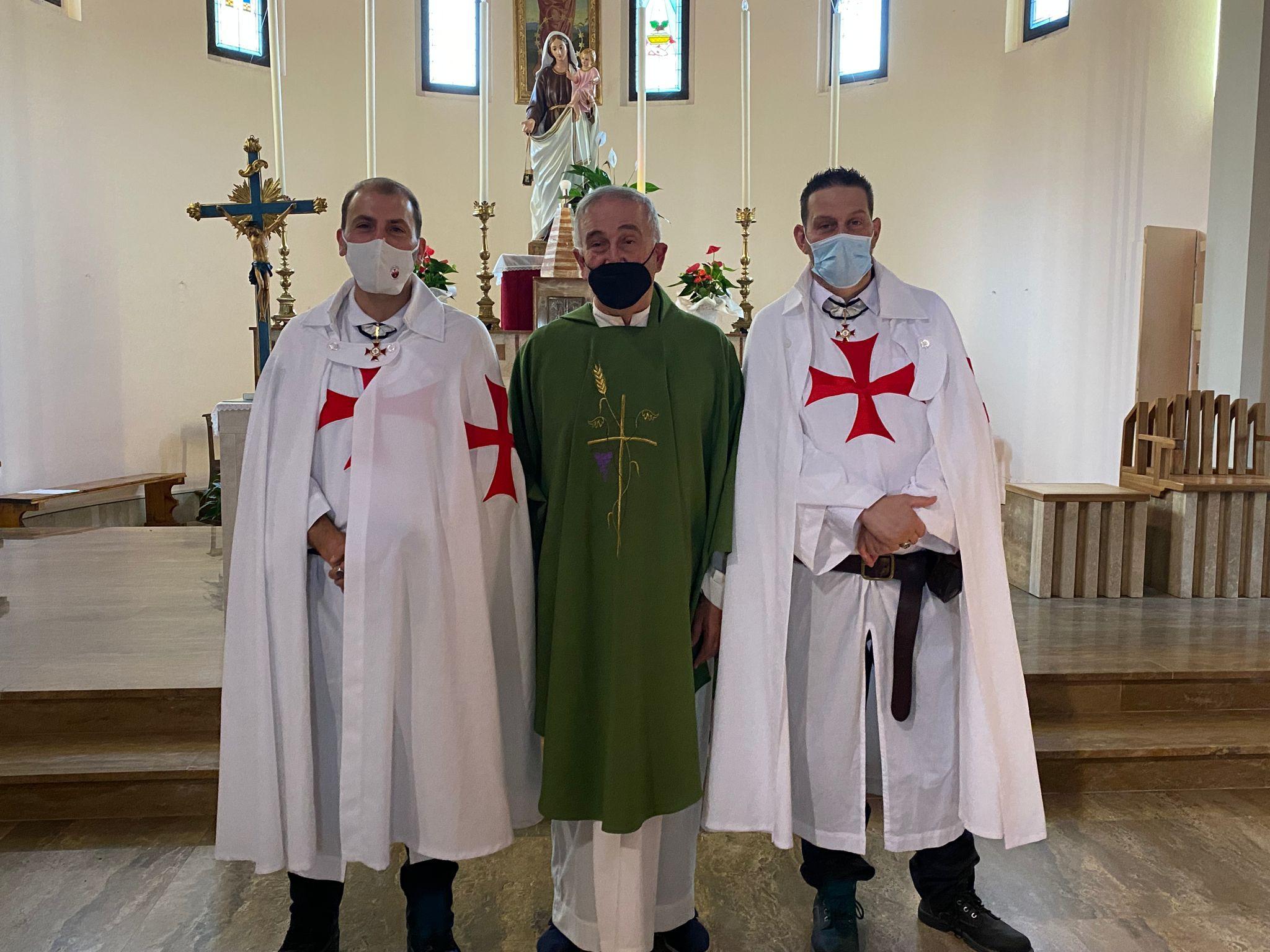 Santa Messa – Chiesa di S. Bartolomeo Apostolo – Borgo Tossignano (BO) 26.09.2021