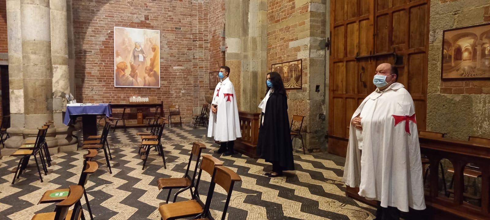 Custodia Chiesa di San Savino – Piacenza 25.09.2021