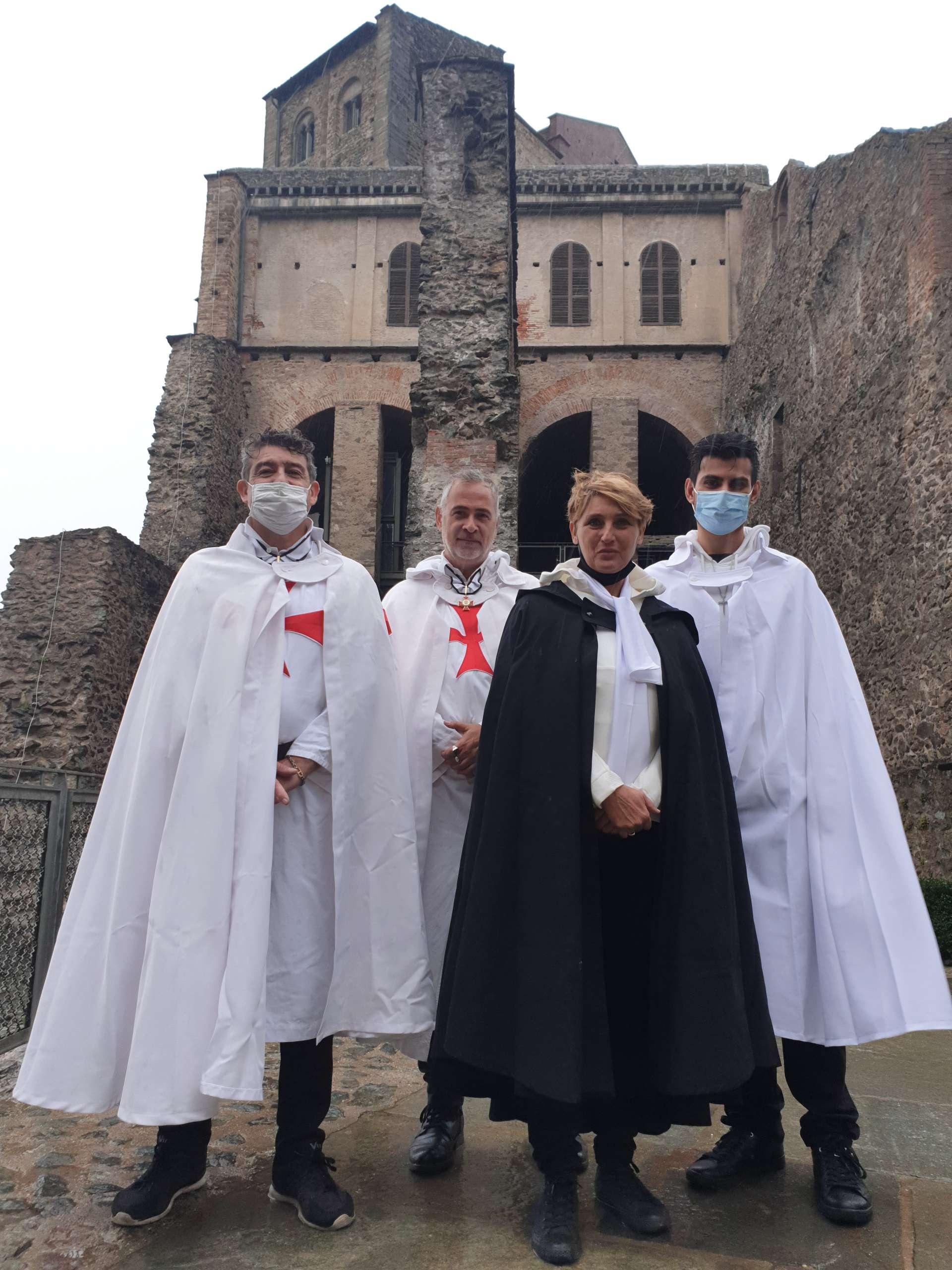 Custodia Sacra di San Michele a S.Ambrogio a Torino 26.09.2021