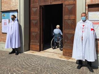 Santa Messa – Chiesa di San Bartolomeo Apostolo – Borgo Tossignano (BO) 23.08.20
