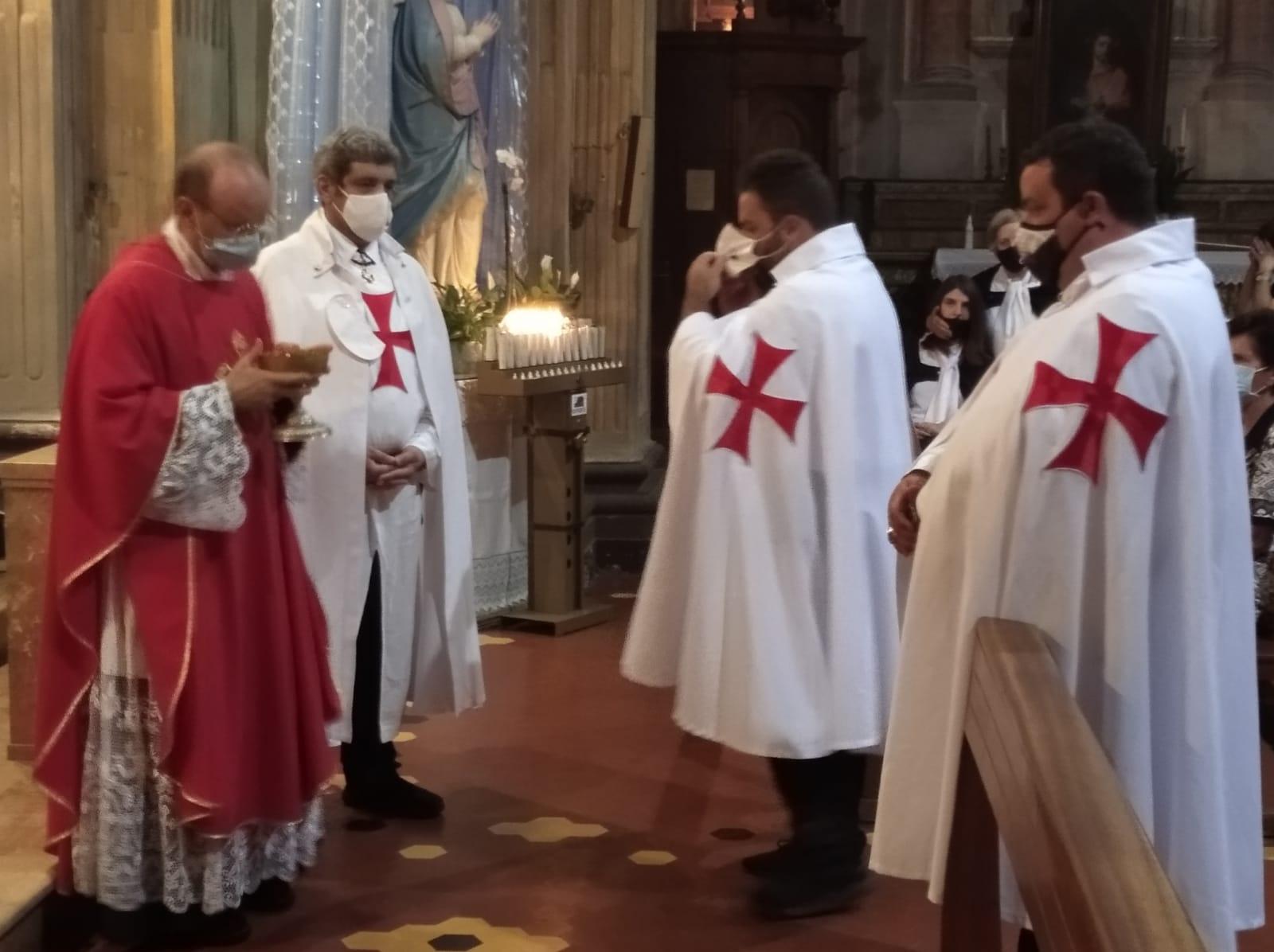 Santa Messa per San Pio – Chiesa di Santa Maria in Fiore – Forlì (FC) 24.08.2020