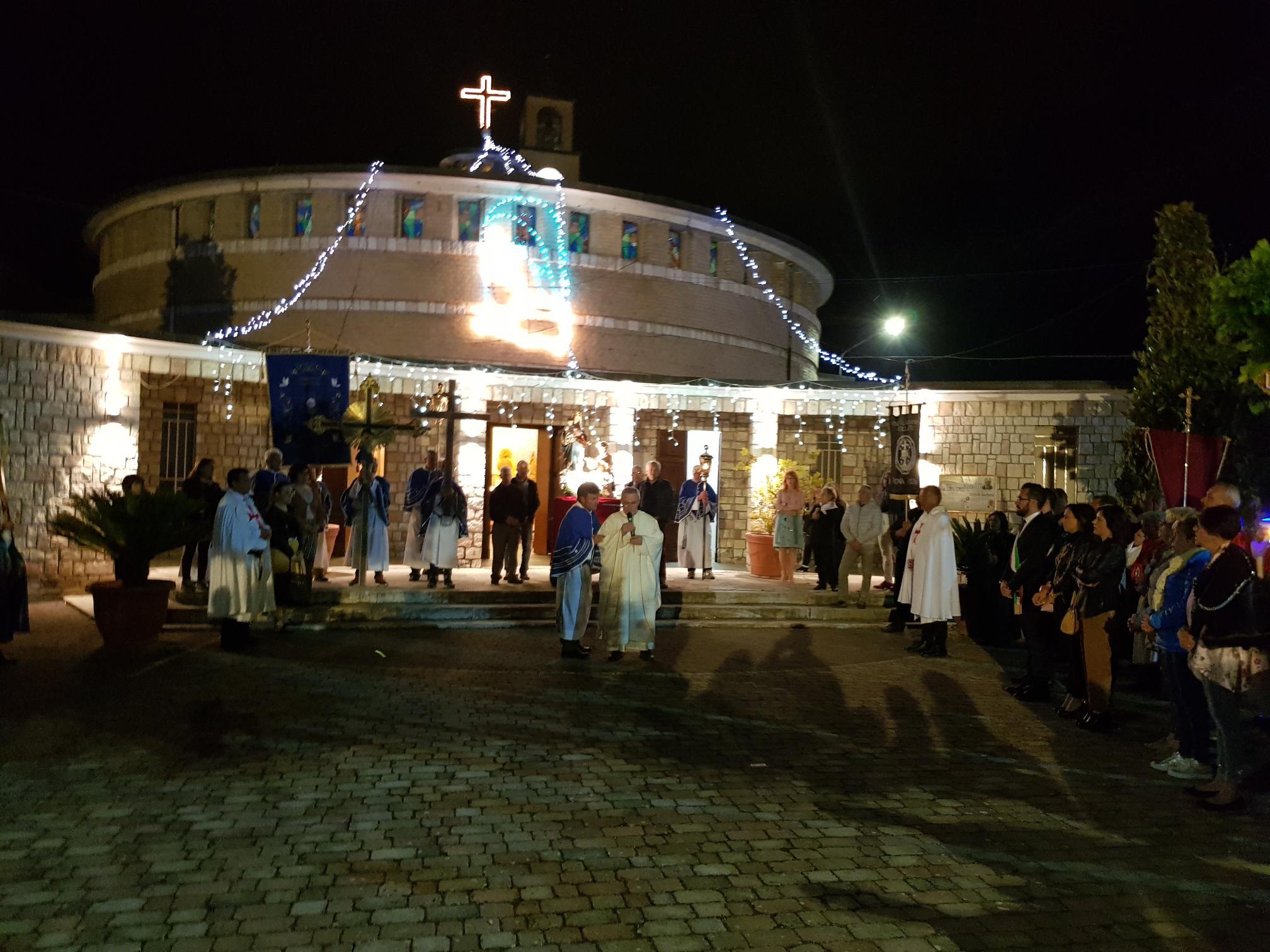 Festa di San Filippo Neri – Santa Messa e Processione a Villa San Filippo (MC) 25 mag 2019