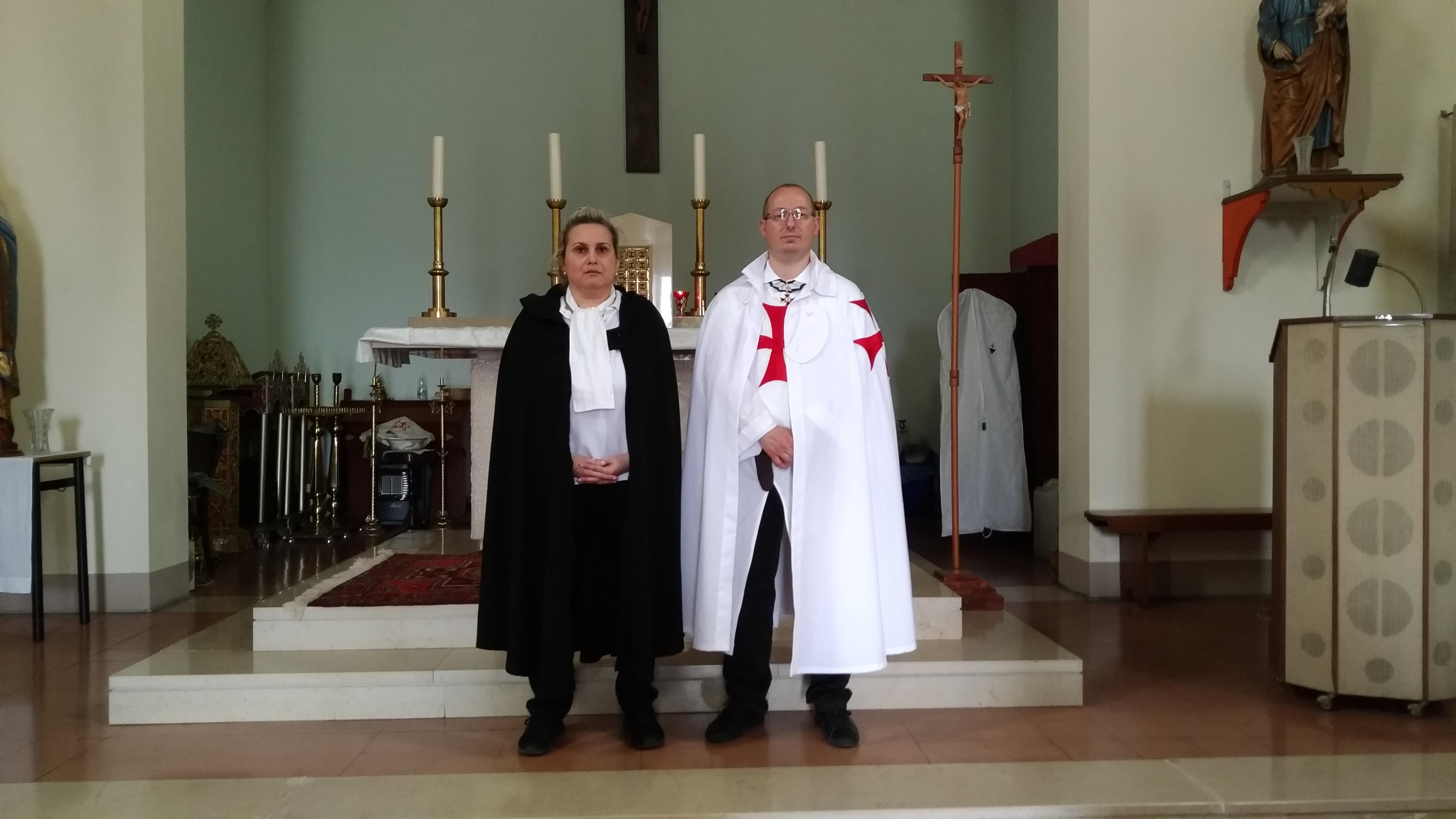 Custodia della Chiesa di Santo Stefano lavoratore a Ontraino (PI) 26 mag 2019