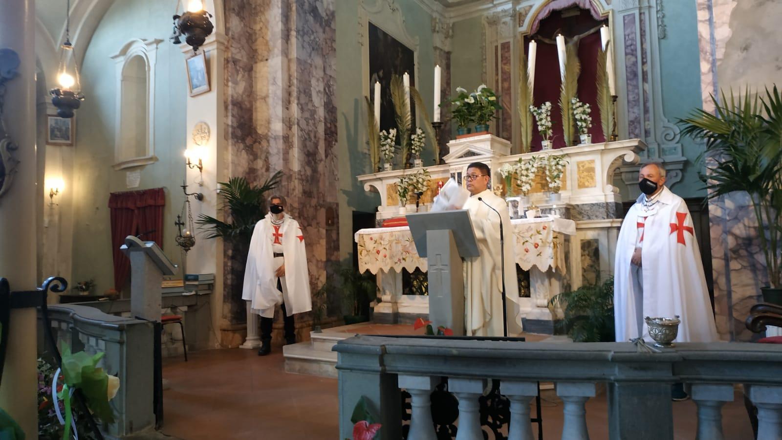Turno di custodia Chiesa dei Santi Sisto e Martino – Vellano(PT) 25.04.2021