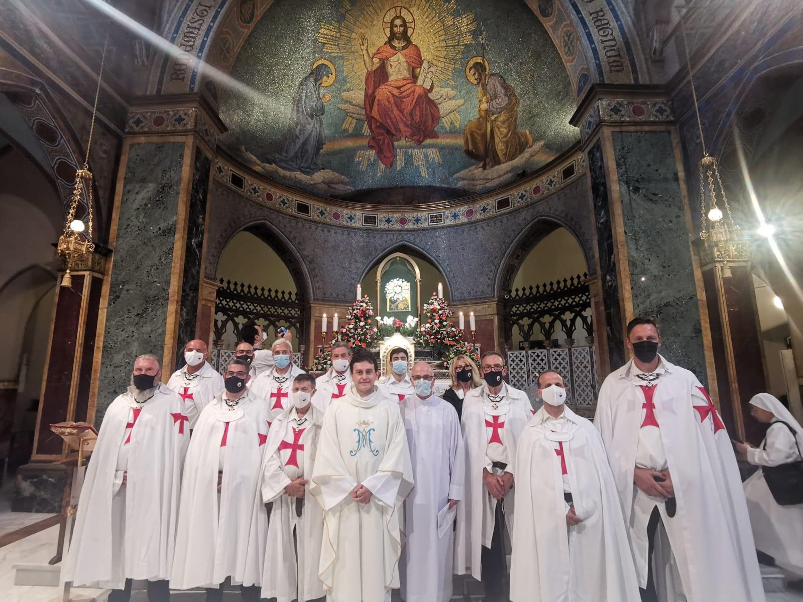 Verlegung des Gewahrsams und feierliche Heilige Messe für die Madona del Perpetuo Soccorso – Kirche Sant'Alfonso all'Esquilino – Rom 27.06.2021