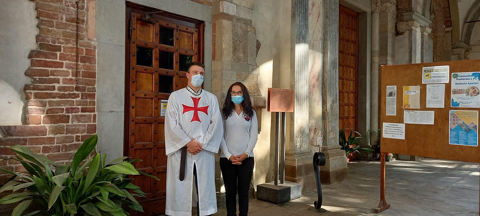 Turno di custodia Chiesa di San Savino – Piacenza 24.07.2021