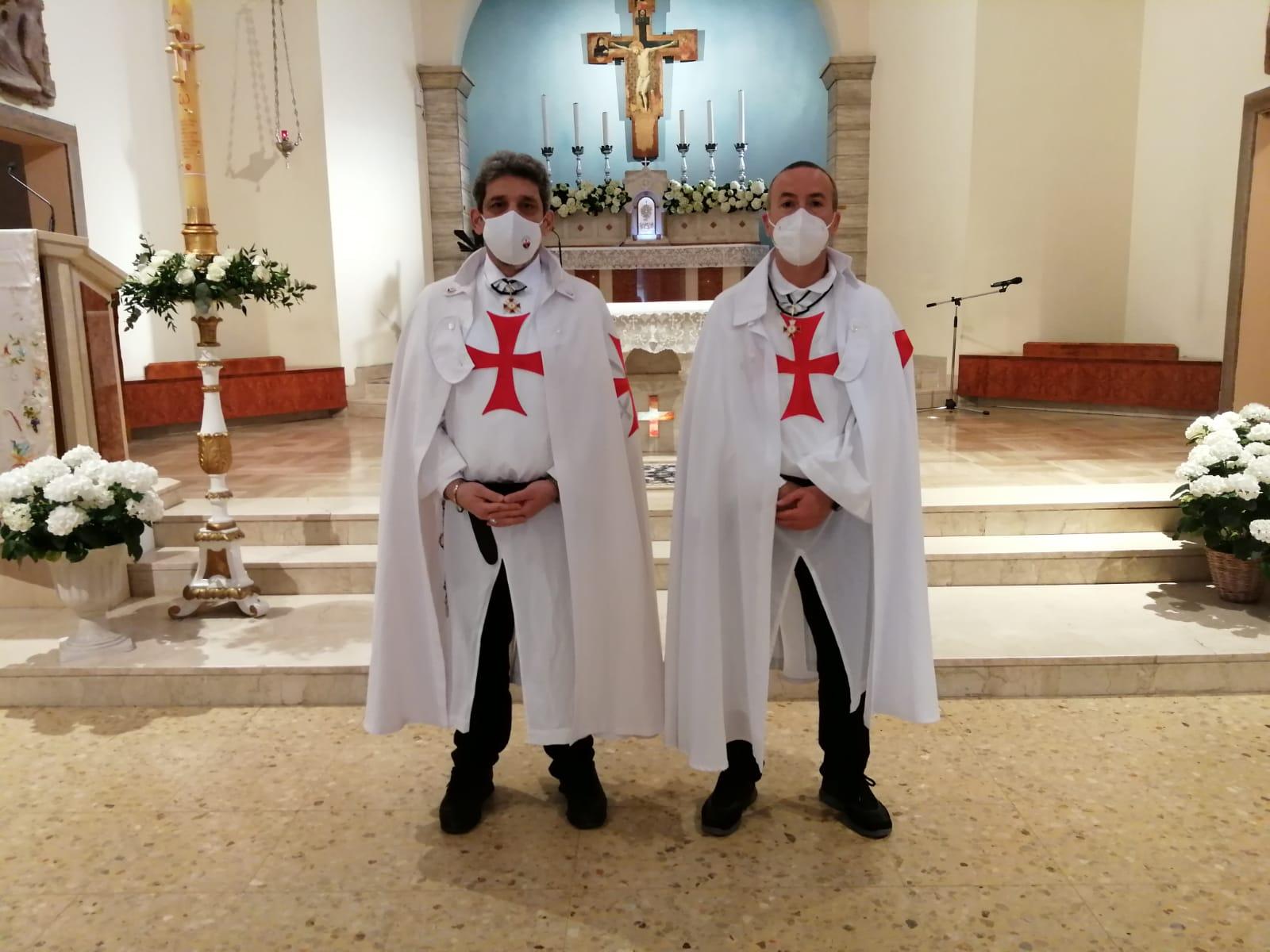 Partecipazione Santa Messa – Chiesa dell'Immacolata – Misano Adriatico (RN) –  25.04.2021